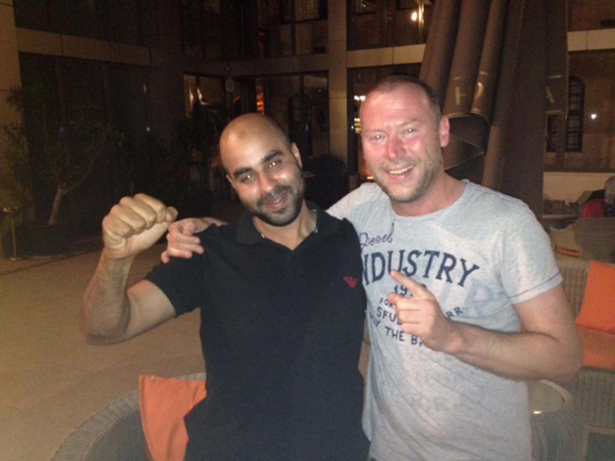Image: Abu Saif and Dimitri Bontinck