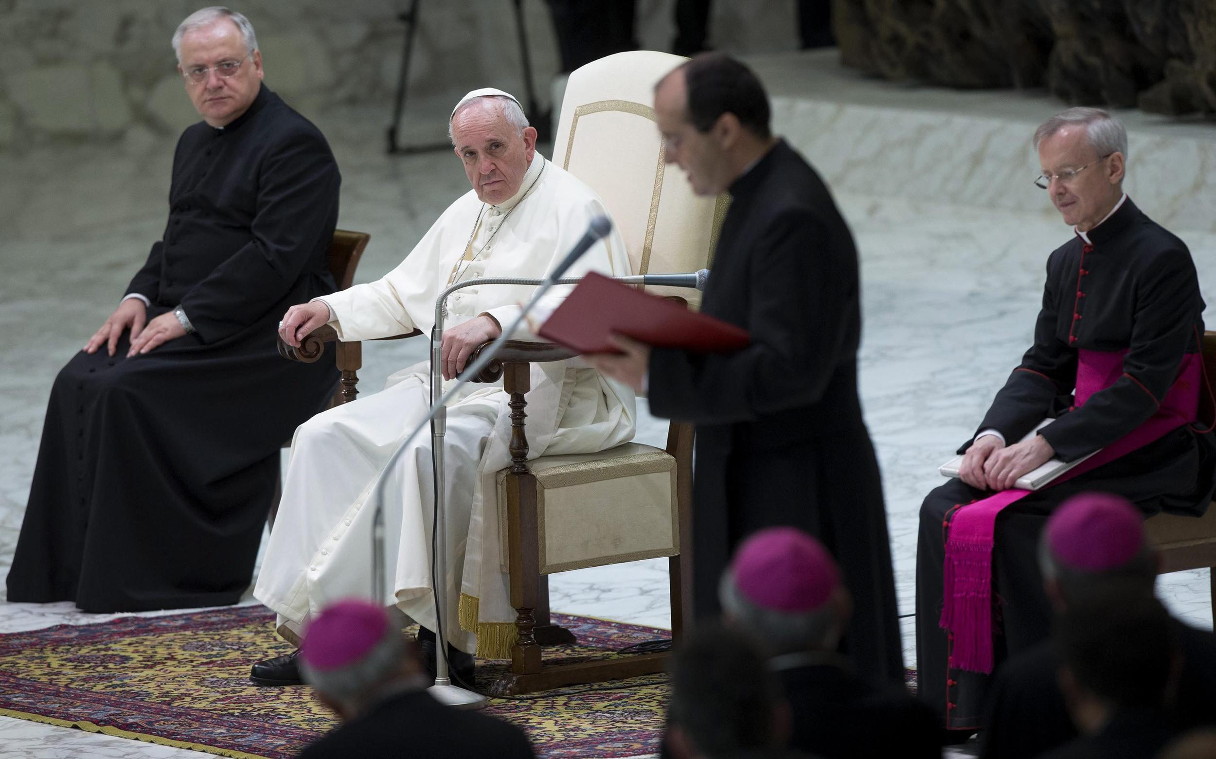 Image: Pope Francis' general audience