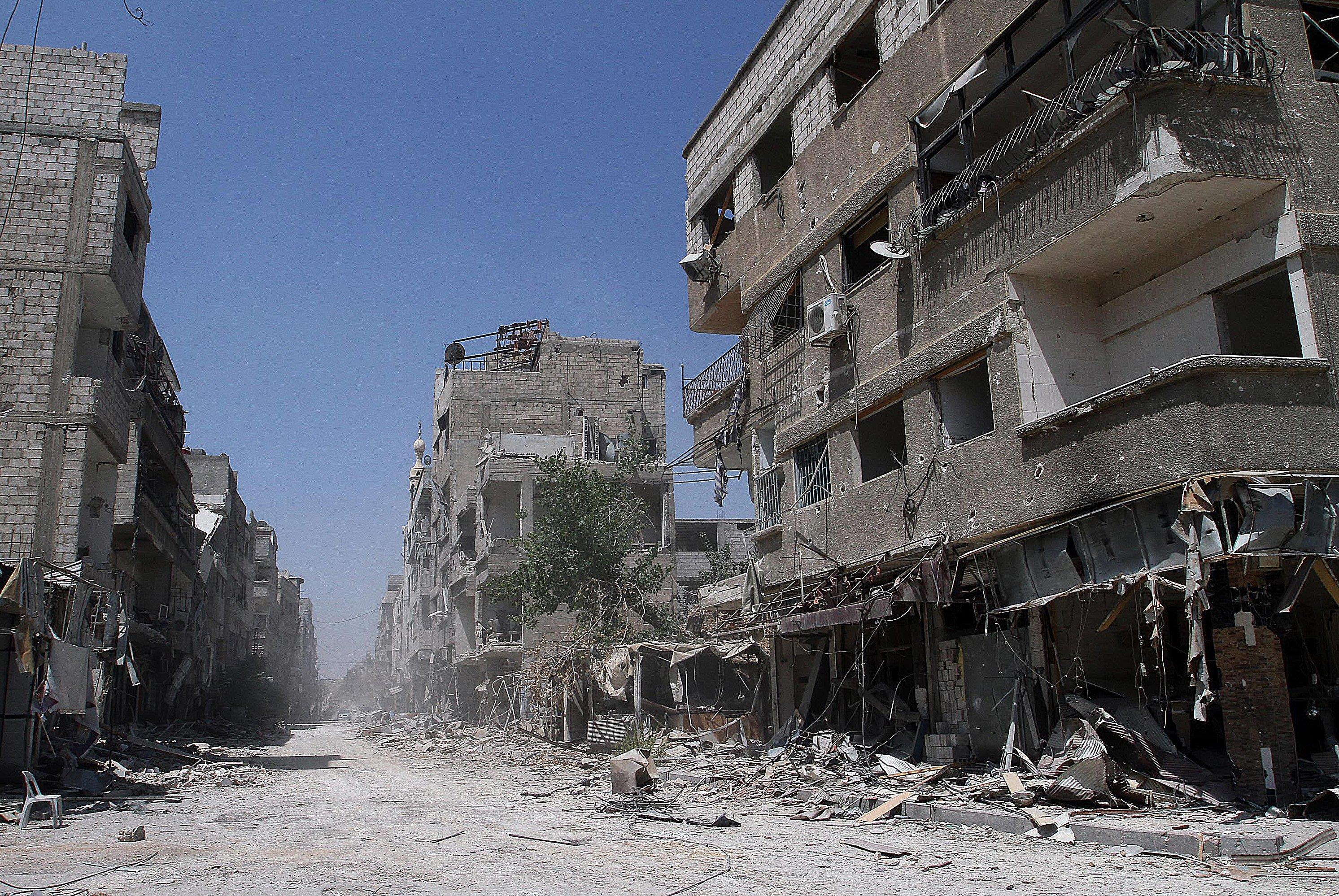 World Powers 'Failed' 191K Dead Syrians: U.N. Chief