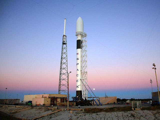 Image: SpaceX Falcon 9