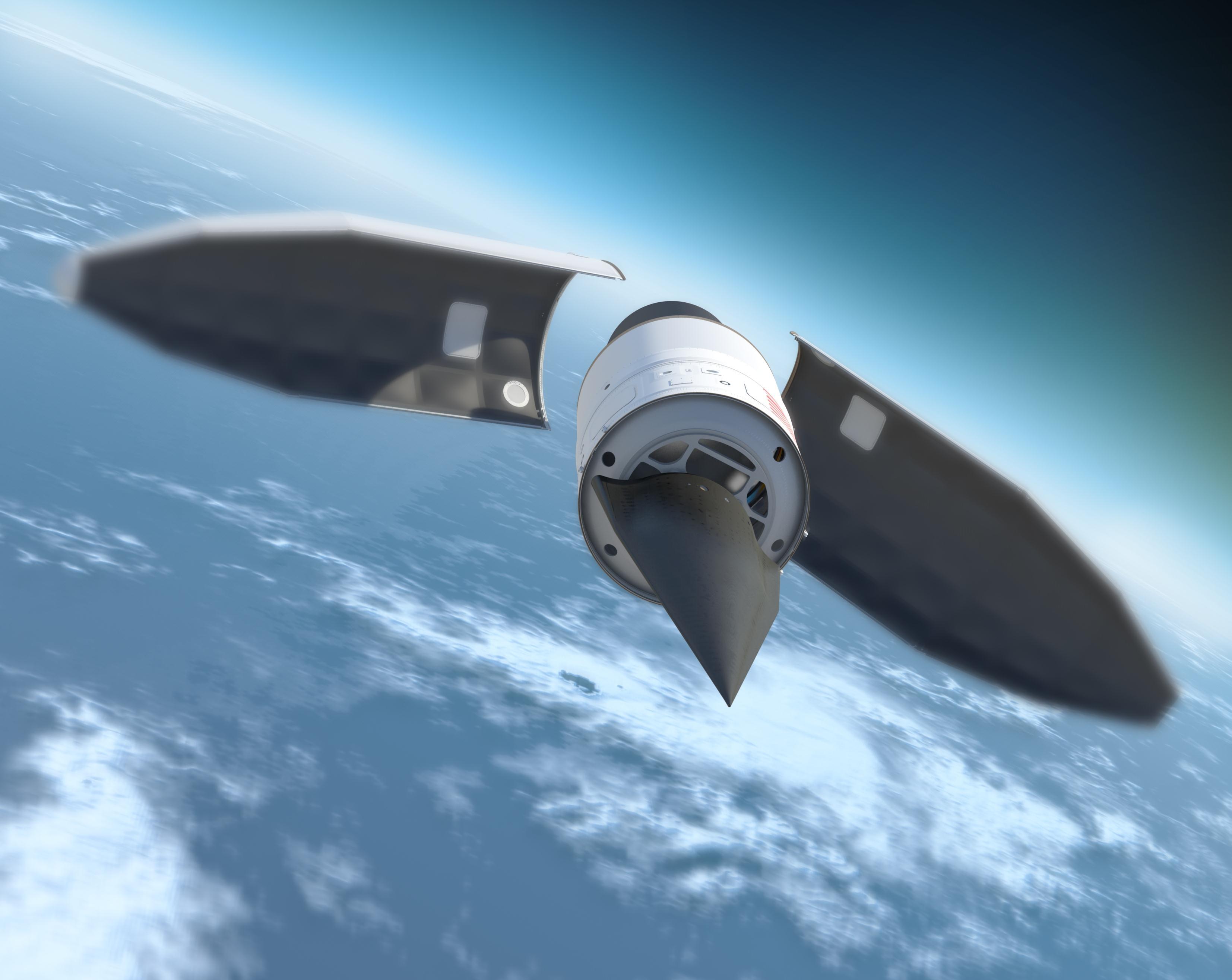 Image: Falcon HTV-2