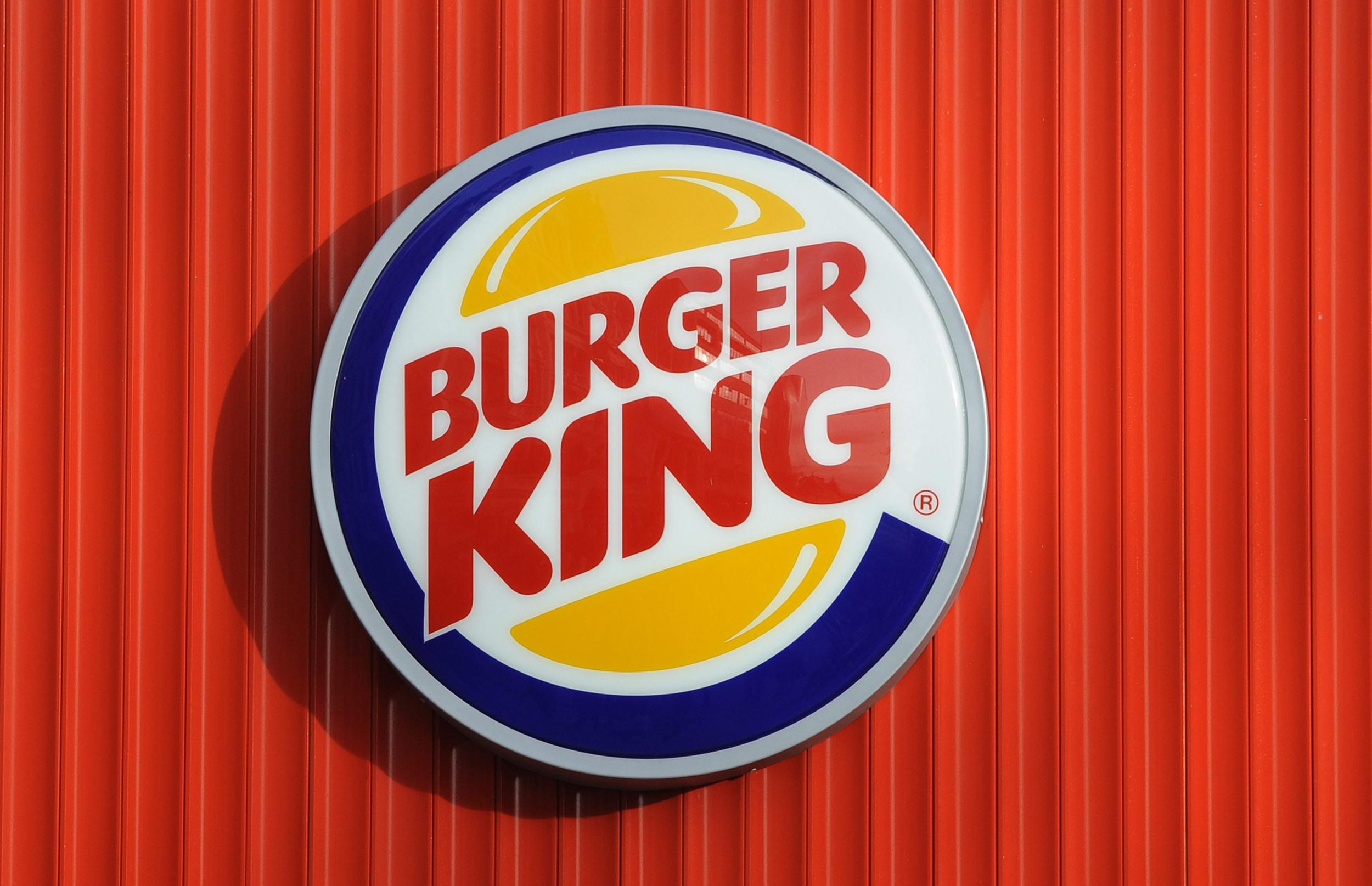 Image: Burger King in talks to buy Tim Hortons