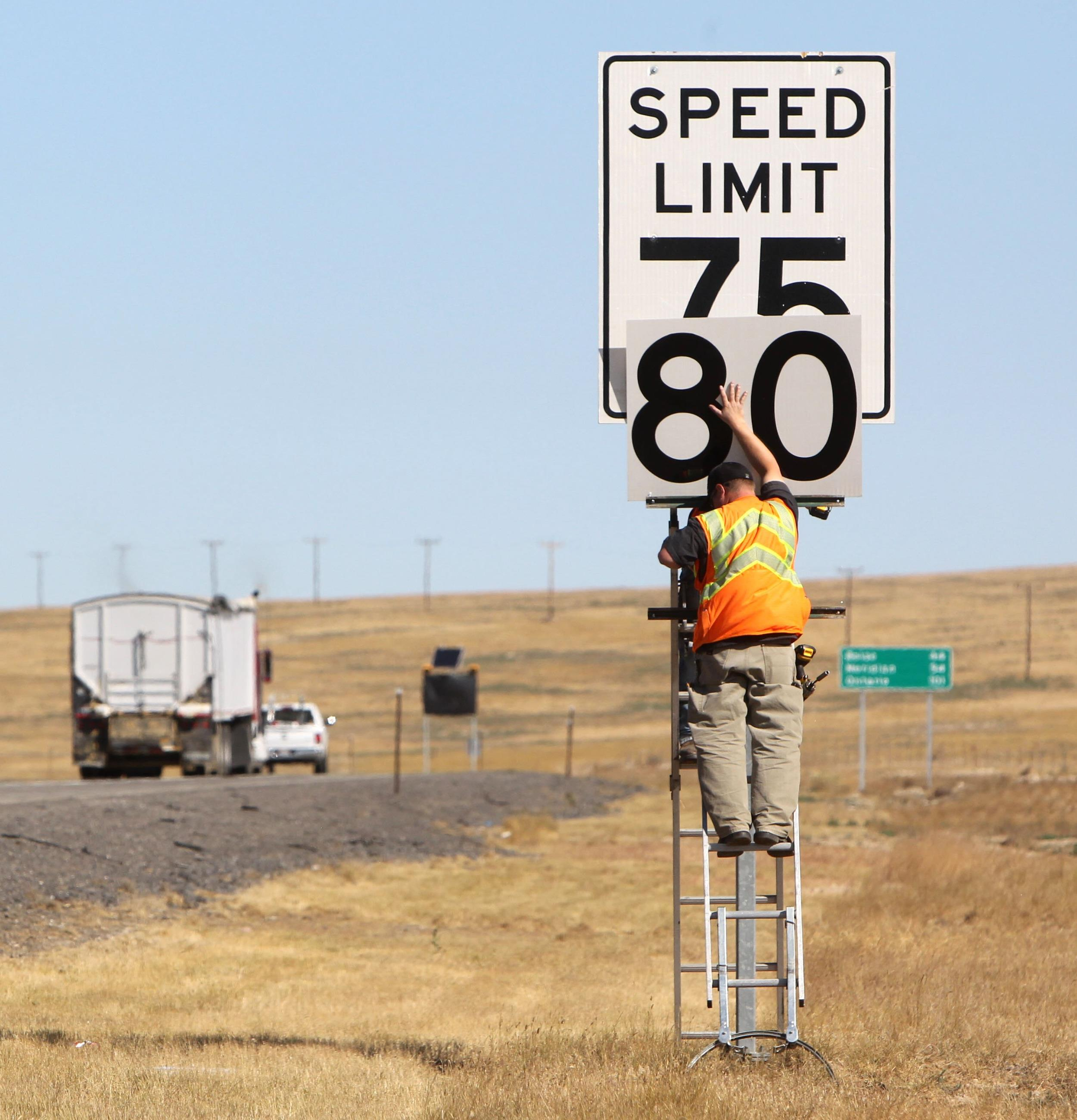 Which States Have the Highest Speed Limits?