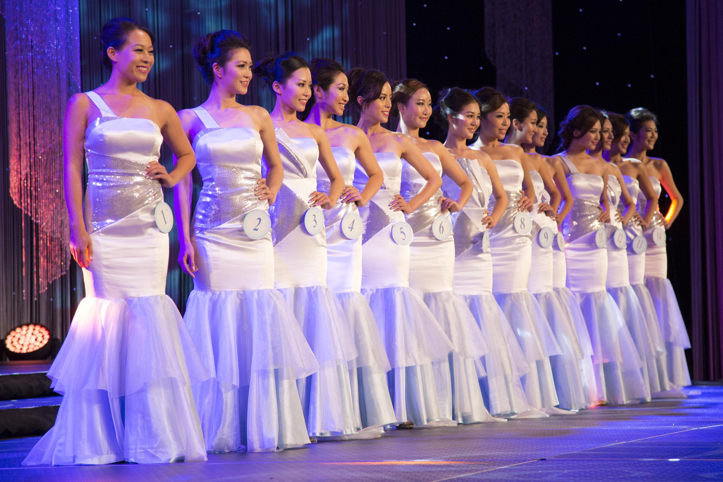 Tiara time at miss ny chinese beauty pageant nbc news for Asian cuisine mohegan lake ny