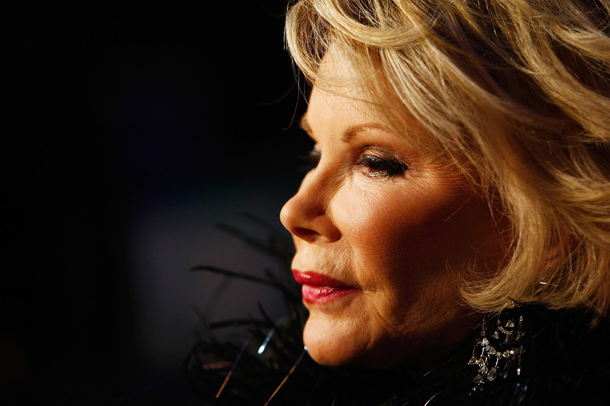 Image: Joan Rivers