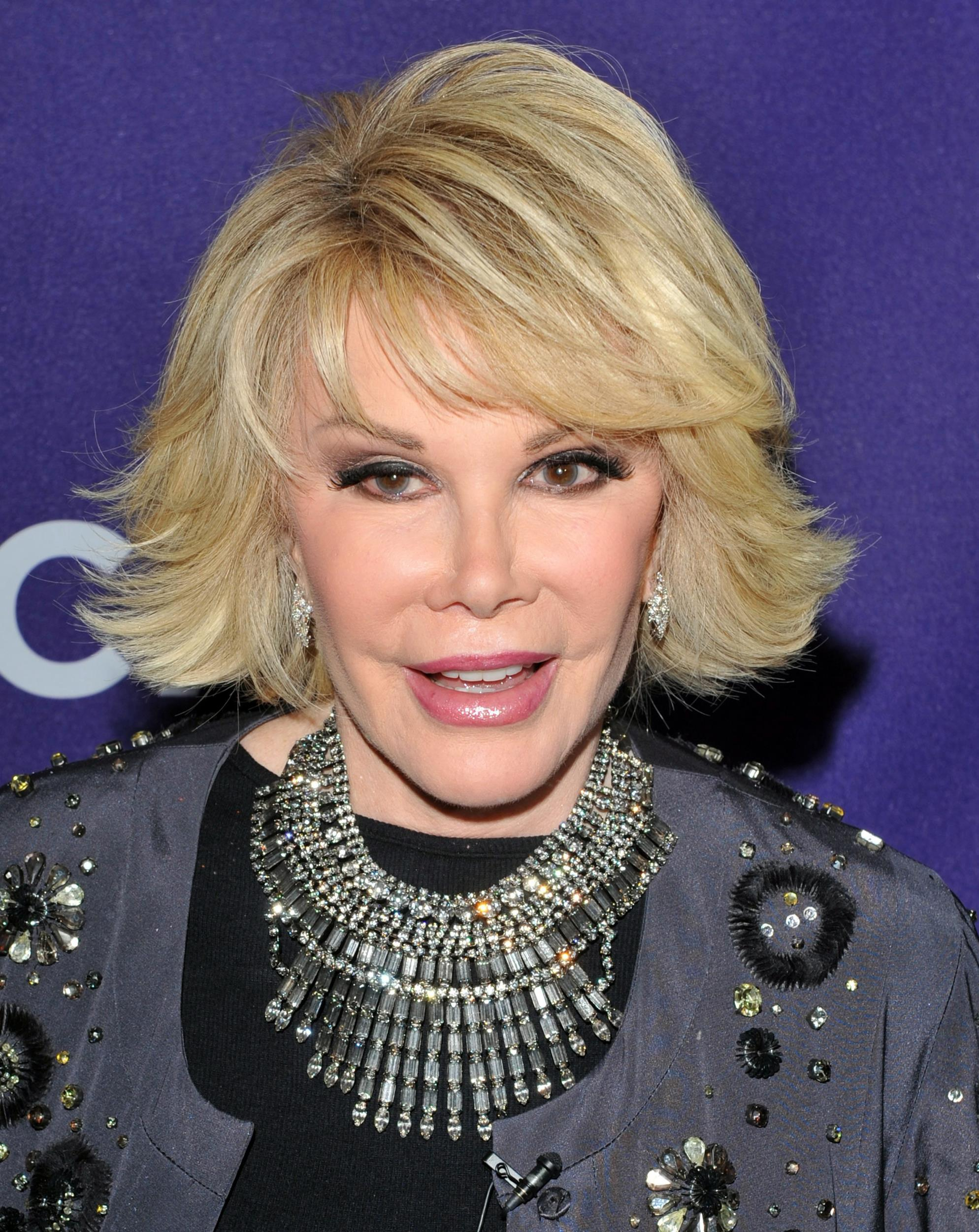 Image: Joan Rivers in 2010