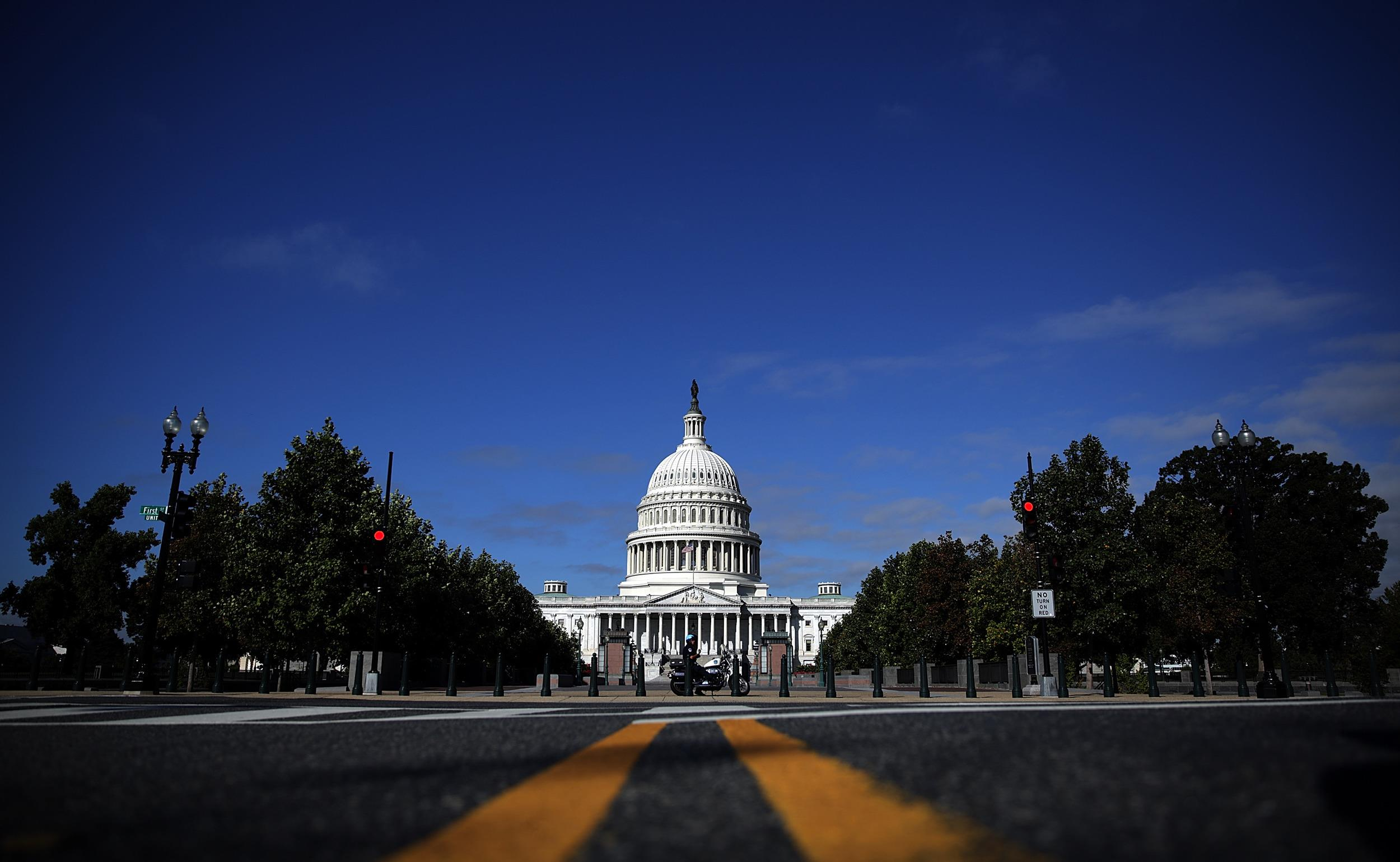 Image: The United States Capitol building
