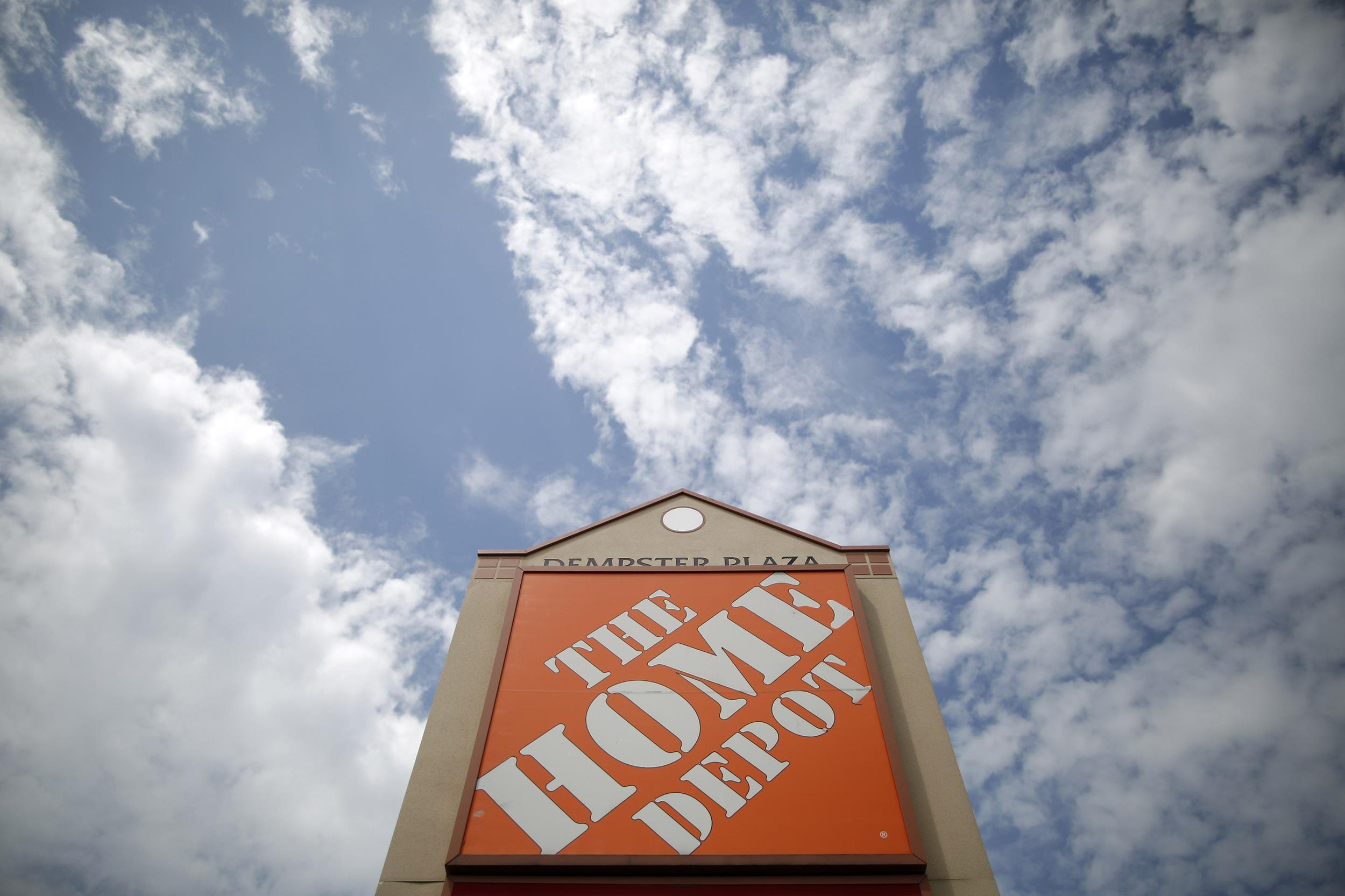 Image: A Home Depot location