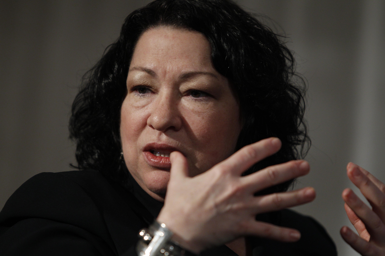 Justice Sonia Sotomayor To Receive Hepburn Medal NBC News