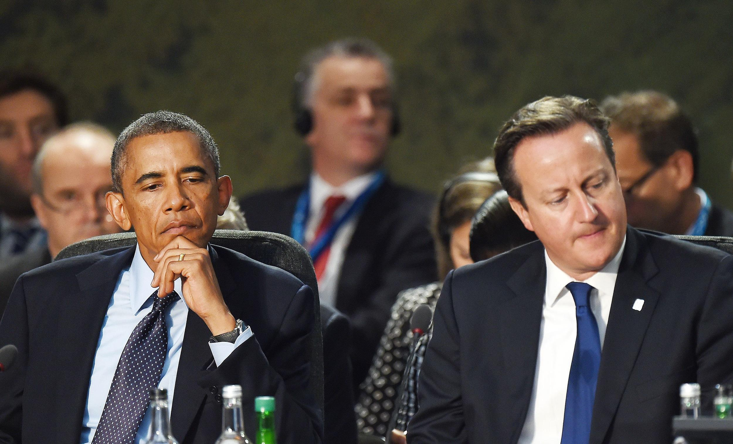Image: BRITAIN-NATO-SUMMIT