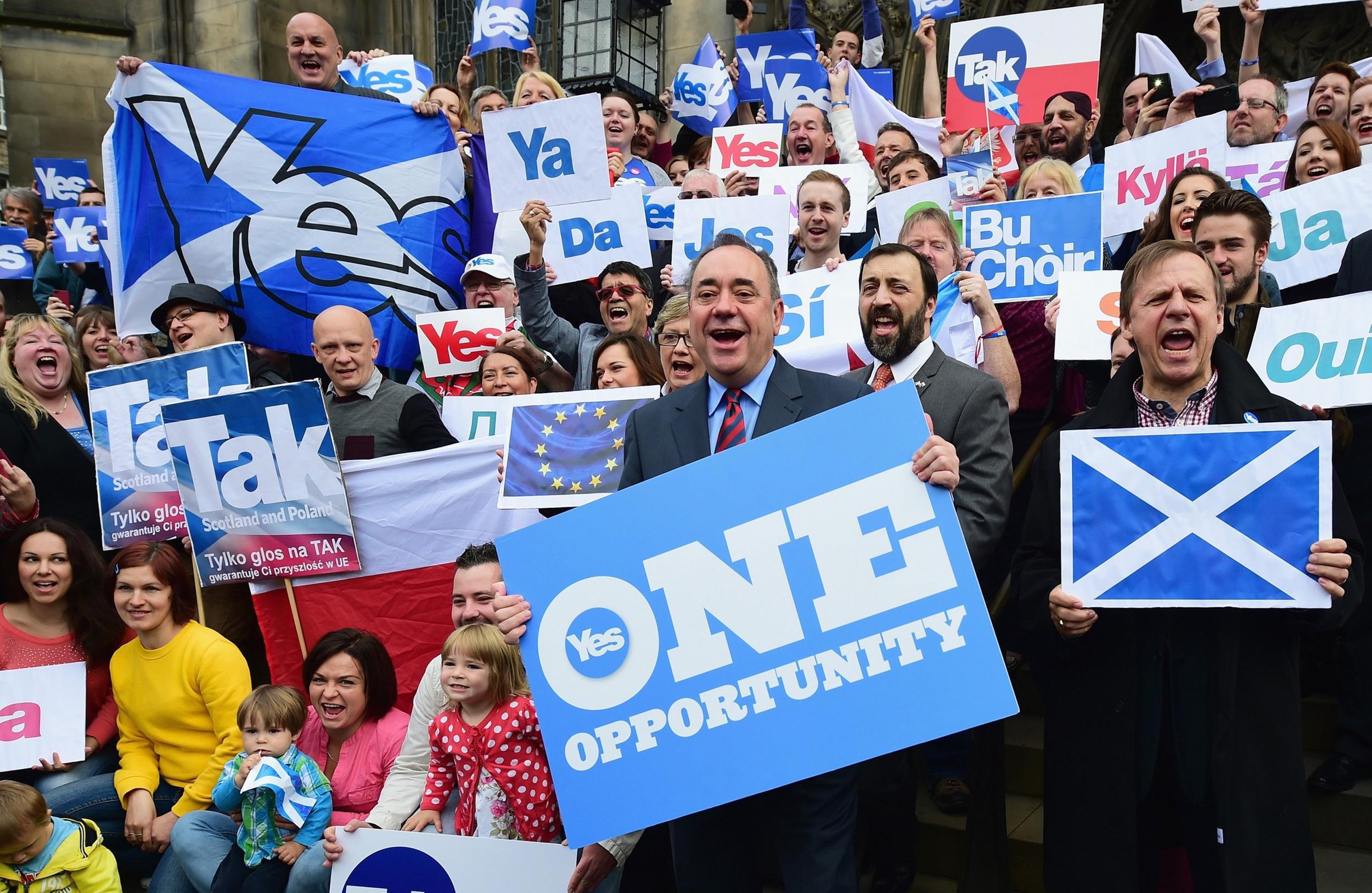 Scottish independence would have broad impact on uk economy malvernweather Choice Image