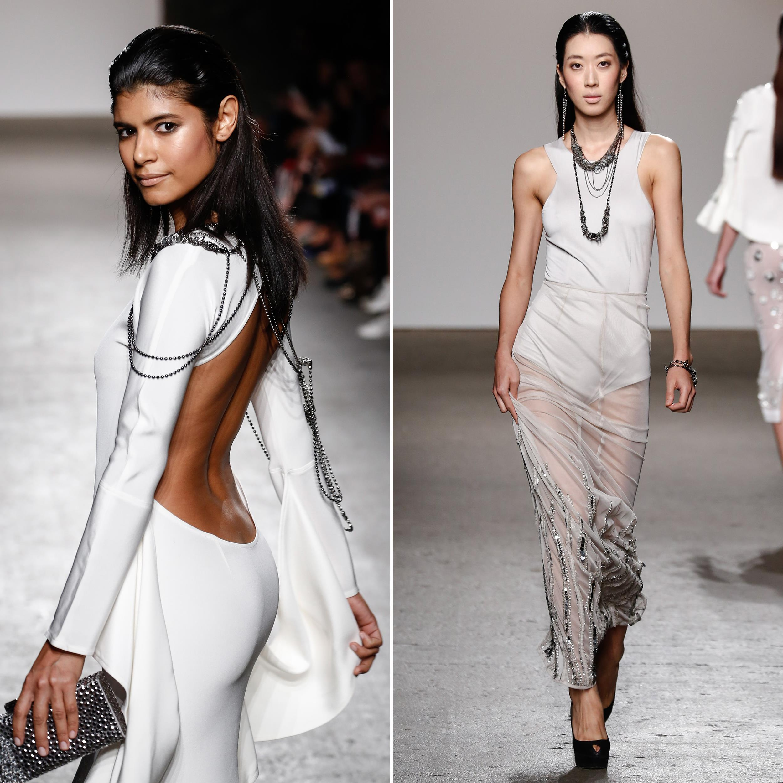 New Generation Of Latina Designers At New York Fashion Week