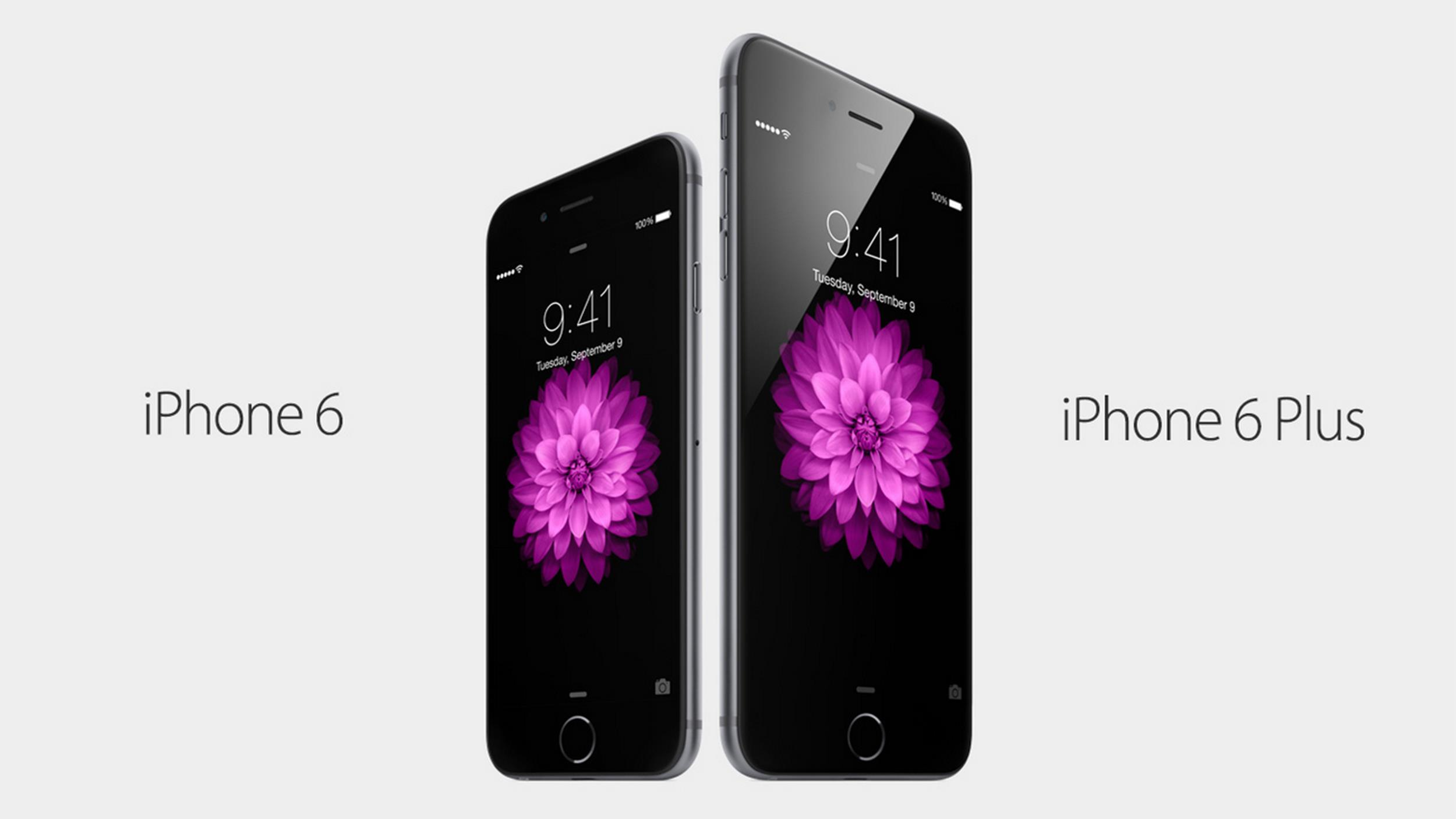 Apple Unveils Watch, iPhone 6 and iPhone 6 Plus - NBC News