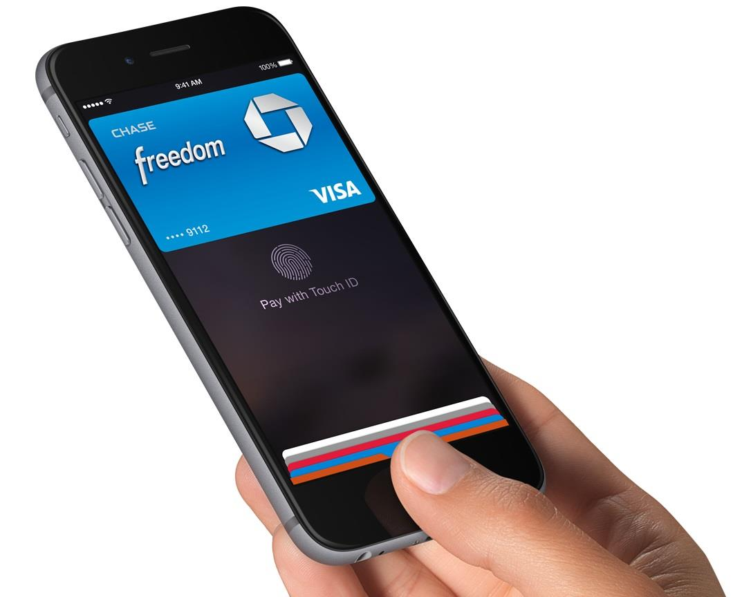iPhone Gets Perhaps the NFC