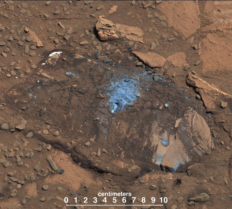 mars curiosity rover recent news - photo #12