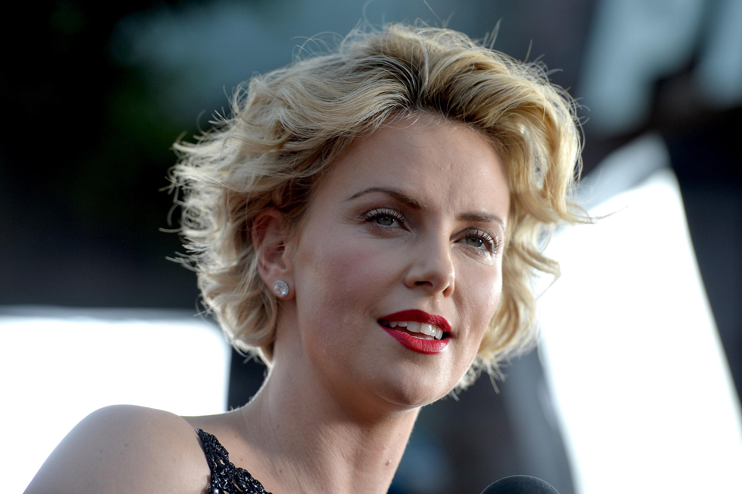 Arkansas Judge Fired Leaking Charlize Theron Adoption