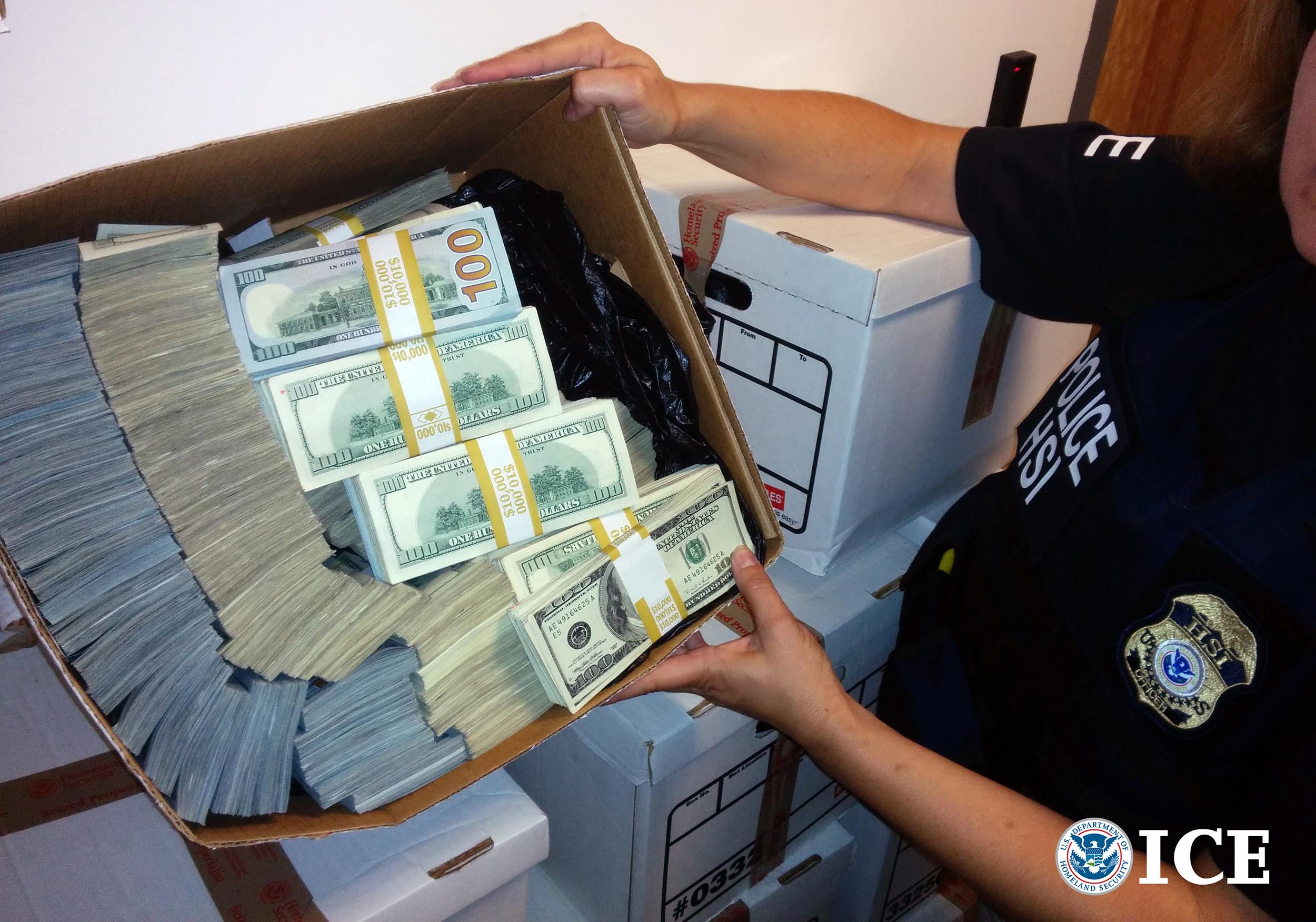 Biggest Money Bust 105