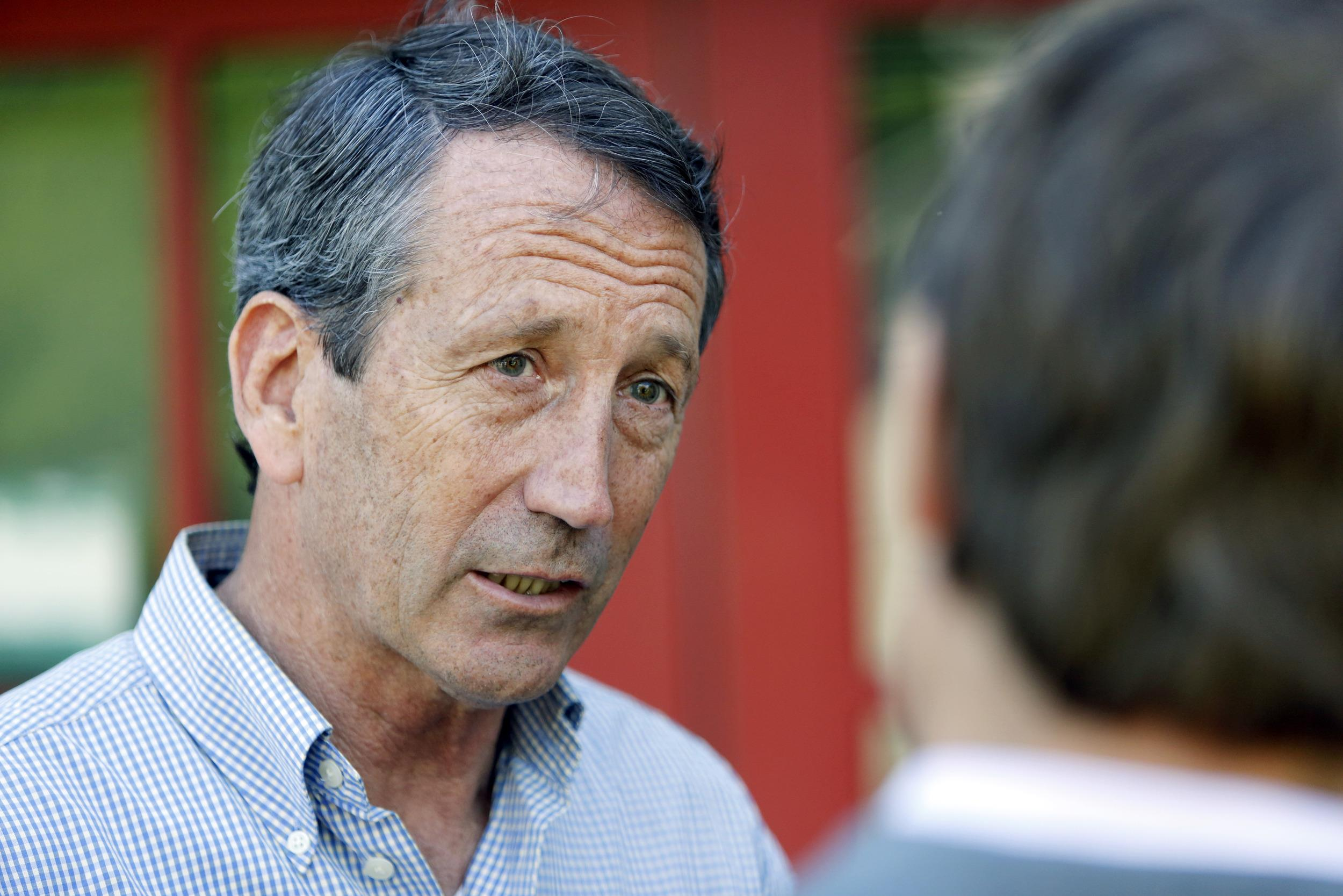 "mark sanford Over and over again, rep mark sanford (r-sc) has warned that president trump is turning his party into a ""cult of personality"" on tuesday night, sanford proved it is true the staunchly ."