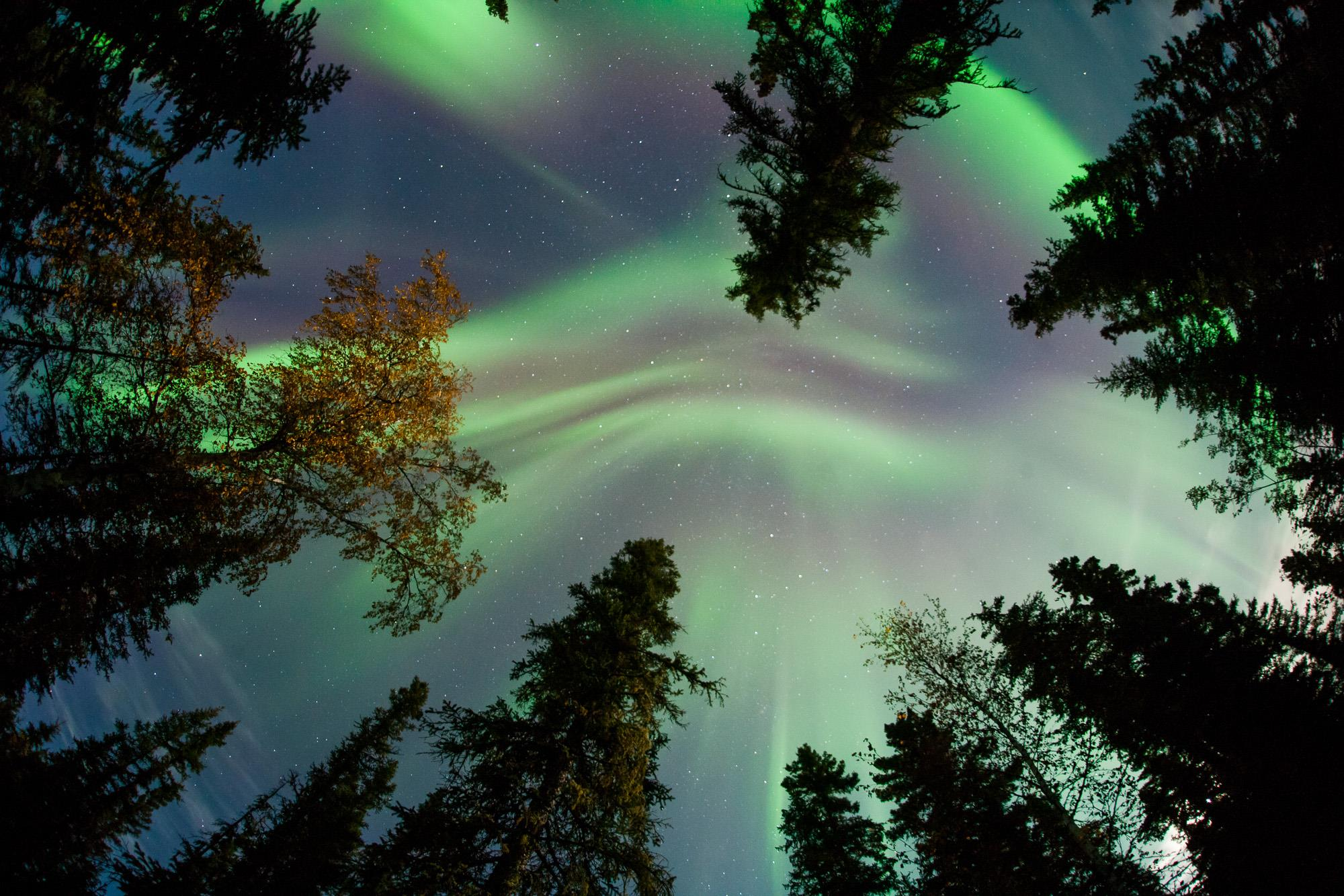 Solar Storms Ignite Awesome Auroras - NBC News