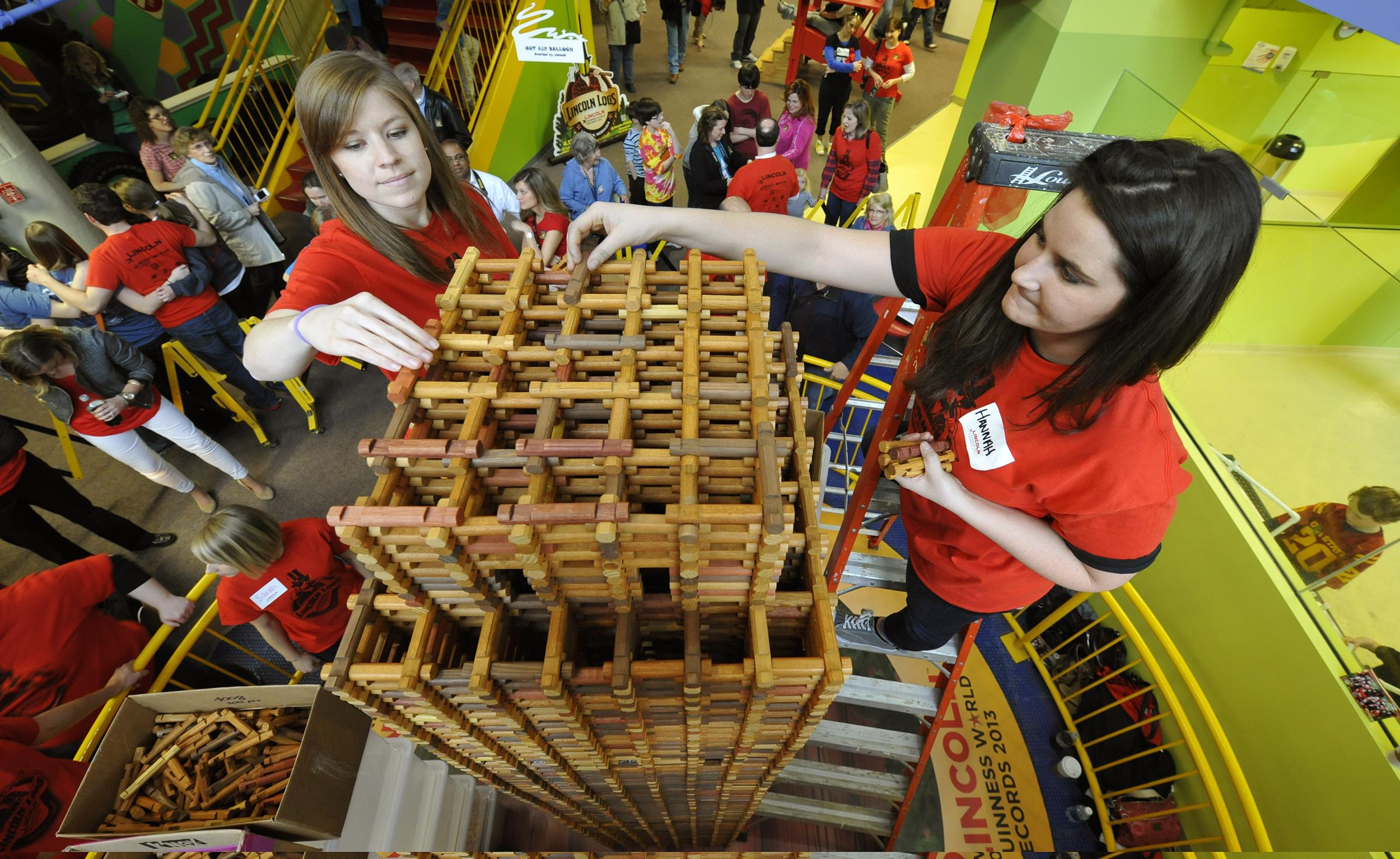 Coming Home From China Lincoln Logs To Be Made In Usa