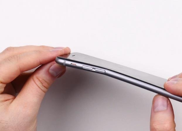 iphone 6 bending images