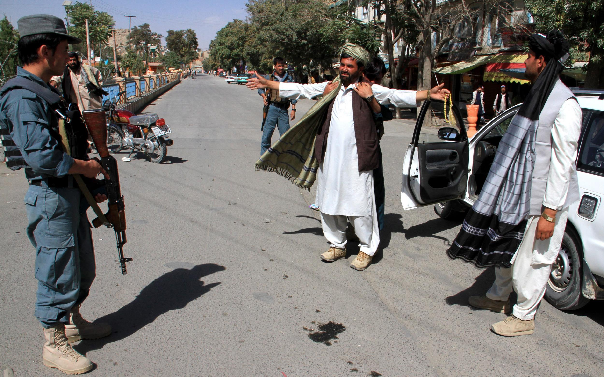 Isis Allied Militants Behead 15 During Afghanistan Offensive