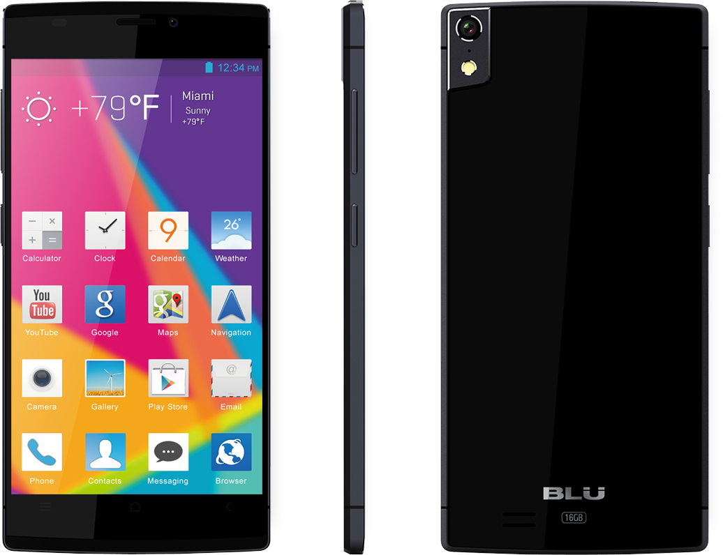 Sorry, Apple and Samsung: Blu Vivo IV is World's Thinnest ...