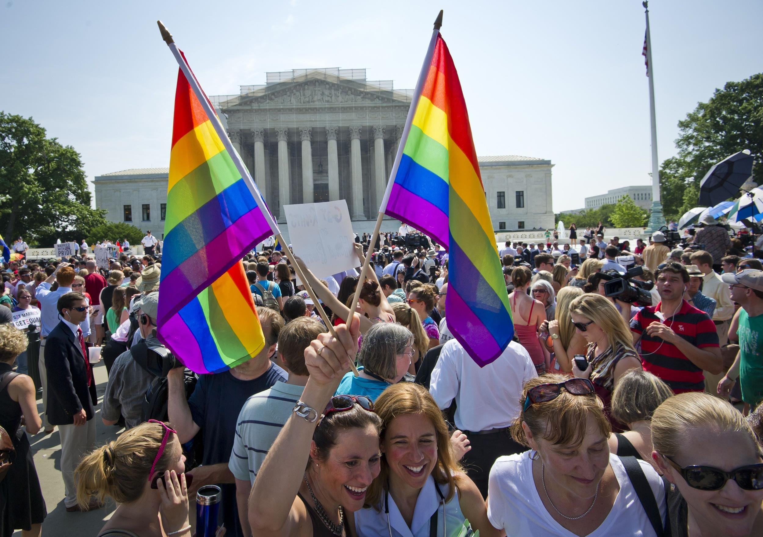 Supreme court same sex marriages