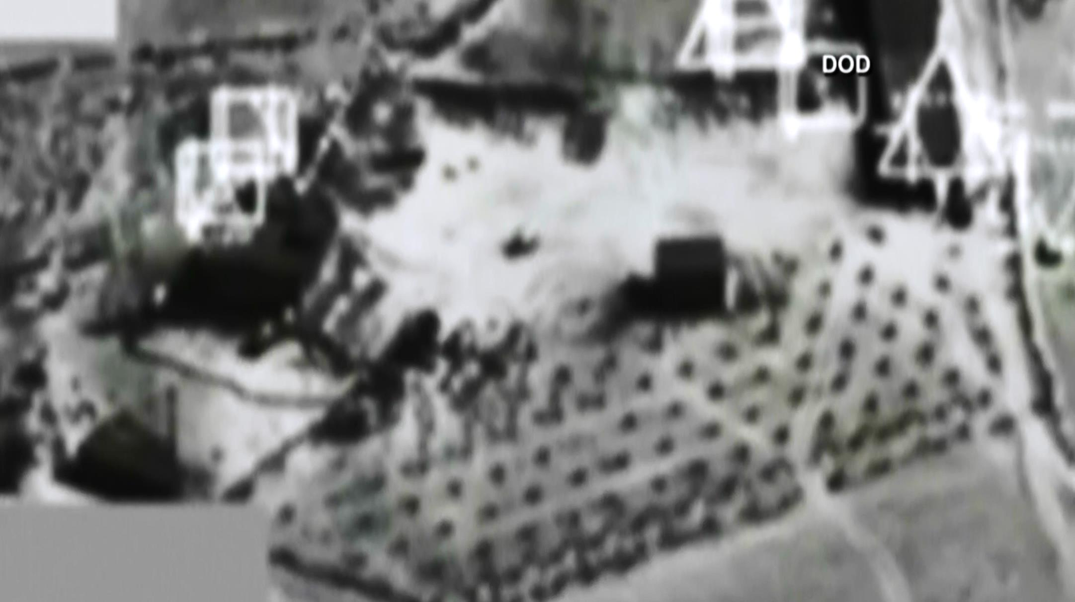 airstrikes hit isis controlled oil refinery in syria   nbc