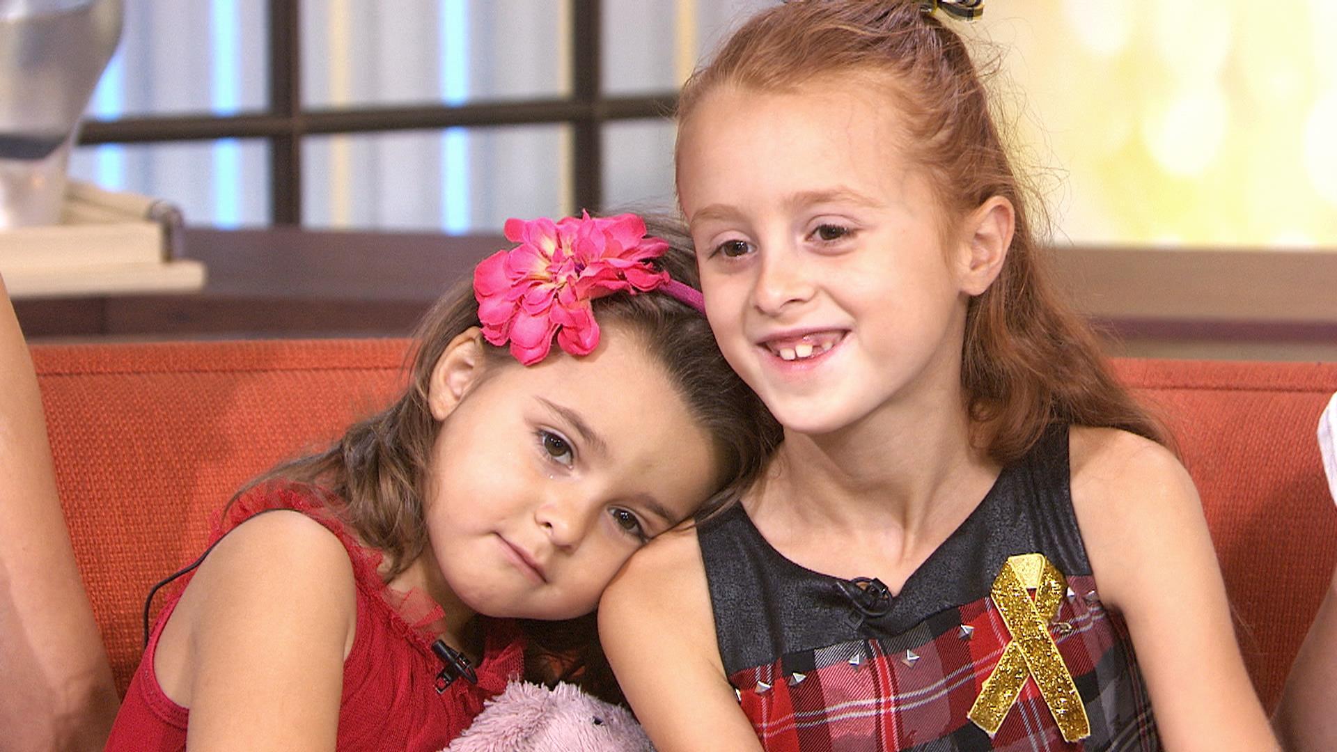 Family Raises Awareness for Pediatric Cancer