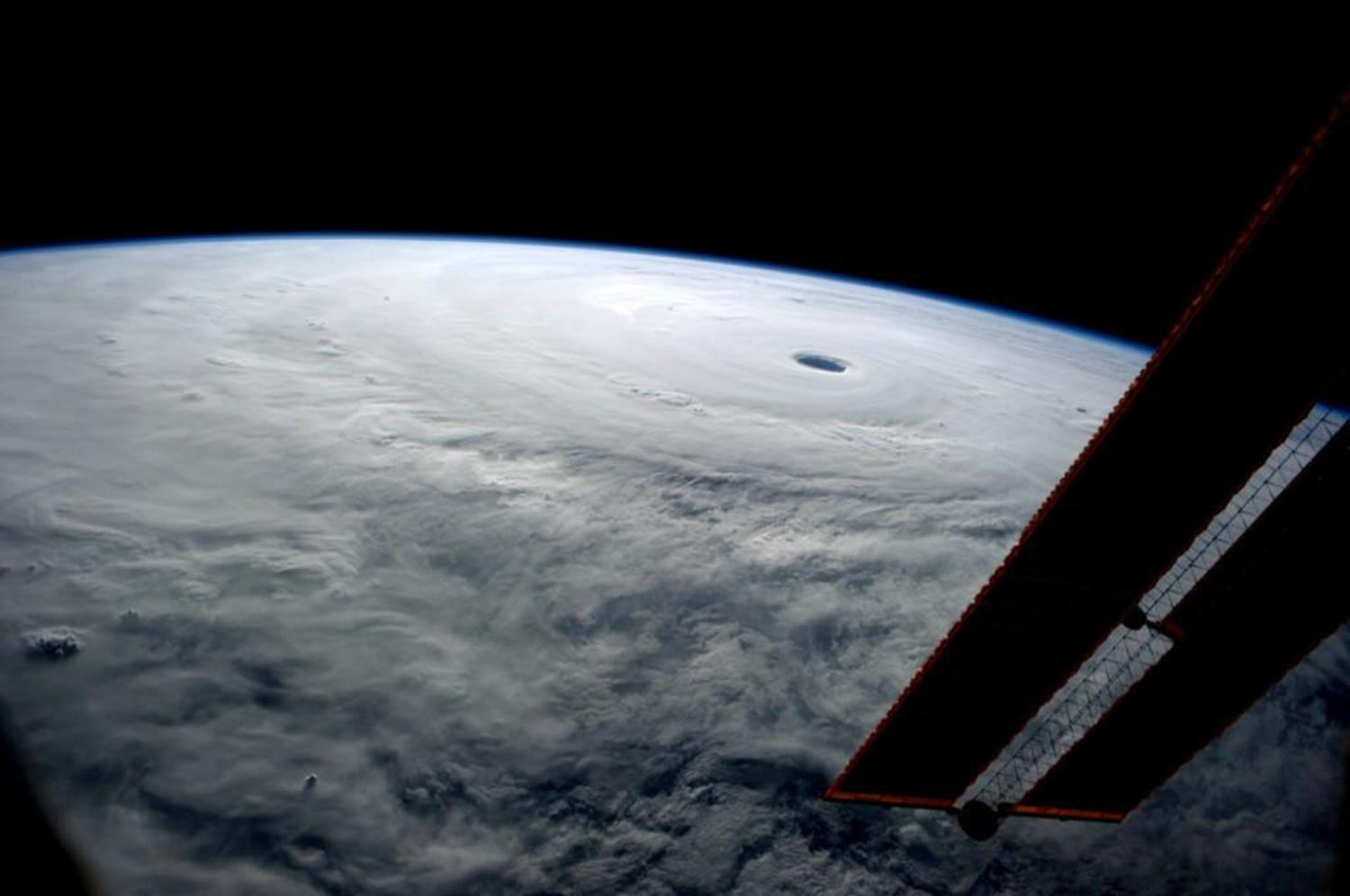 Seen From Space: Super Typhoon Vongfong Churns Towards ...