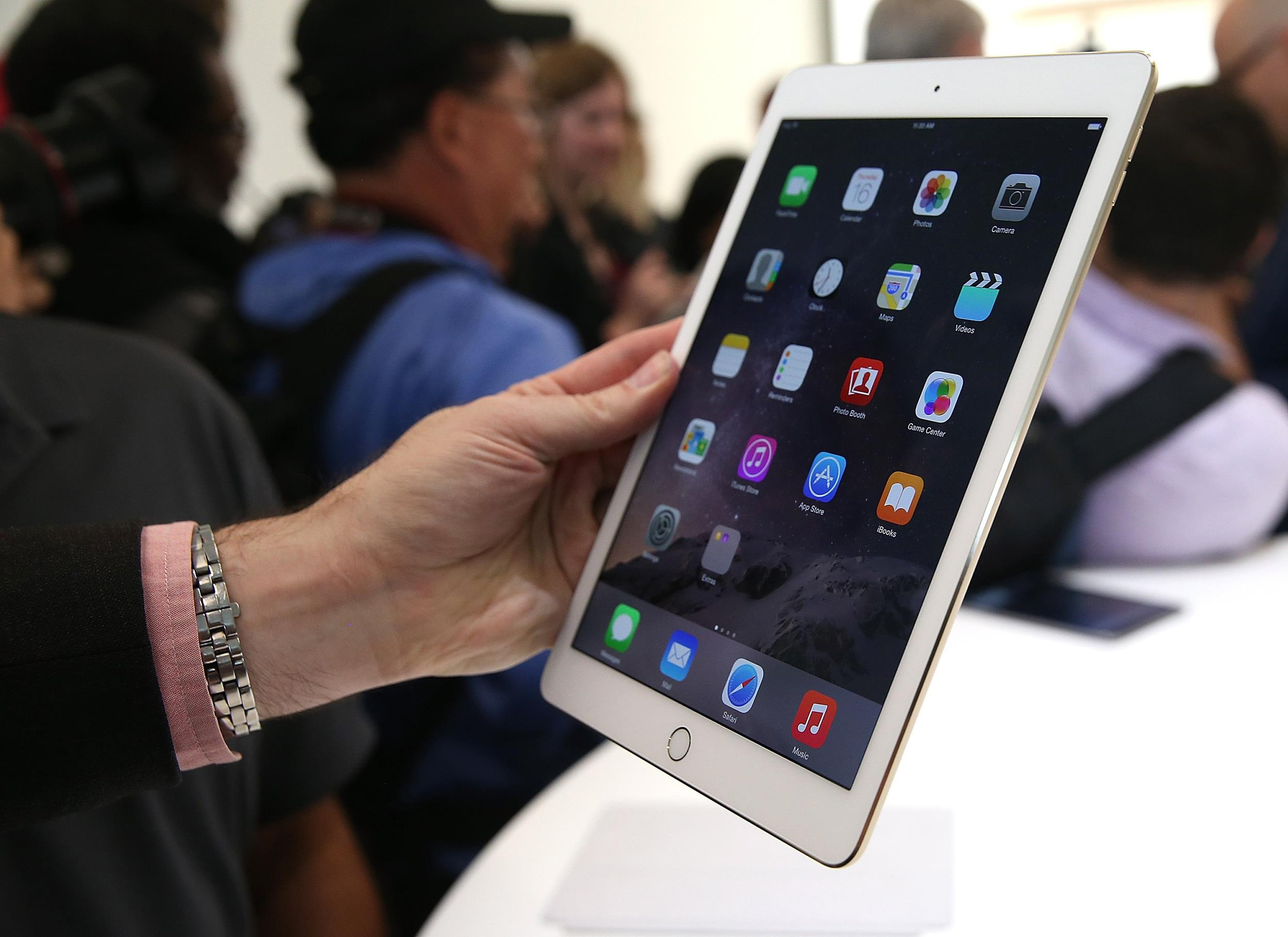 Apple iPad Air 2 Review: It's