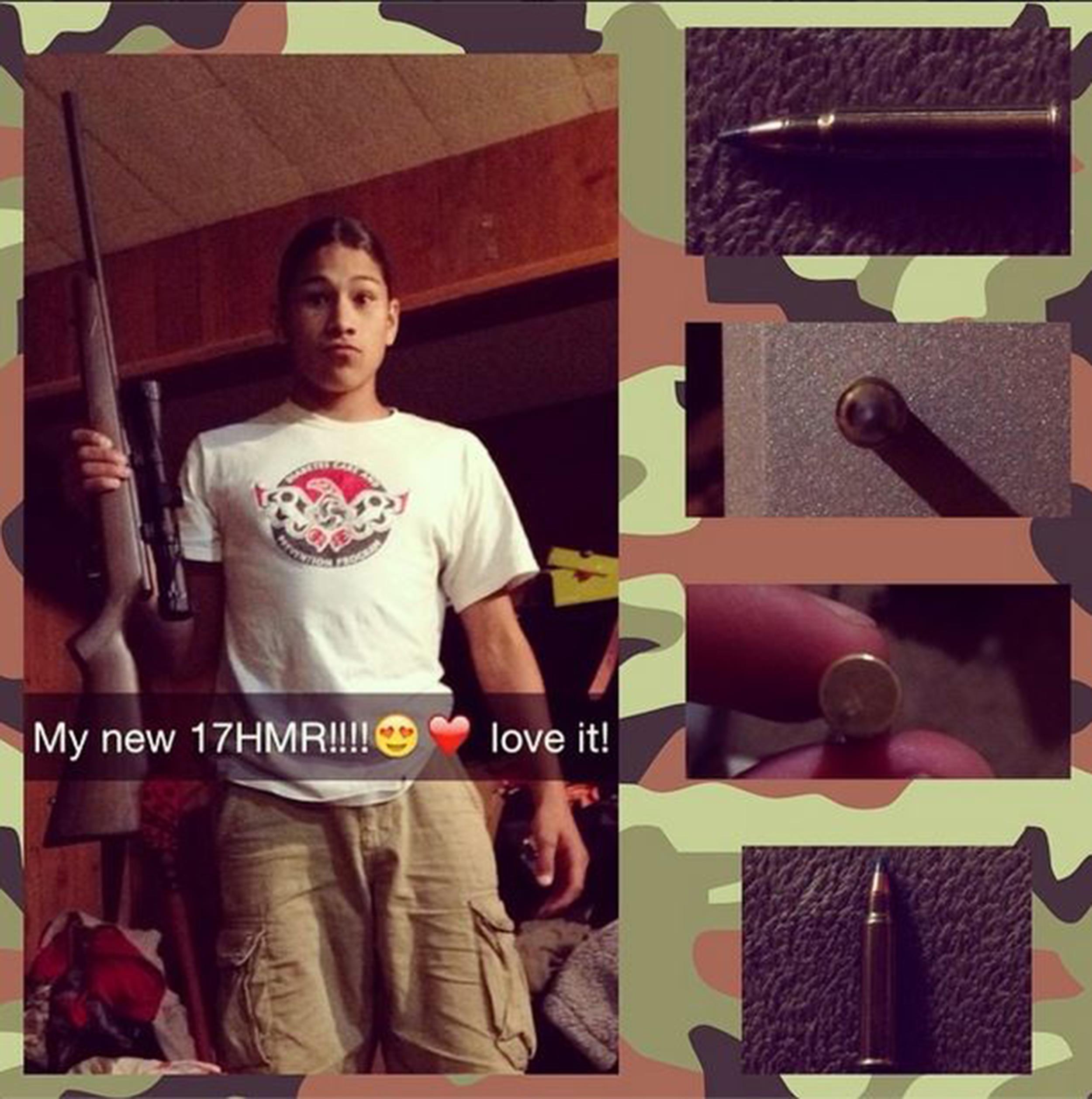 'He Seemed Like A Normal Kid': Rage Behind Washington Gunman's Spree