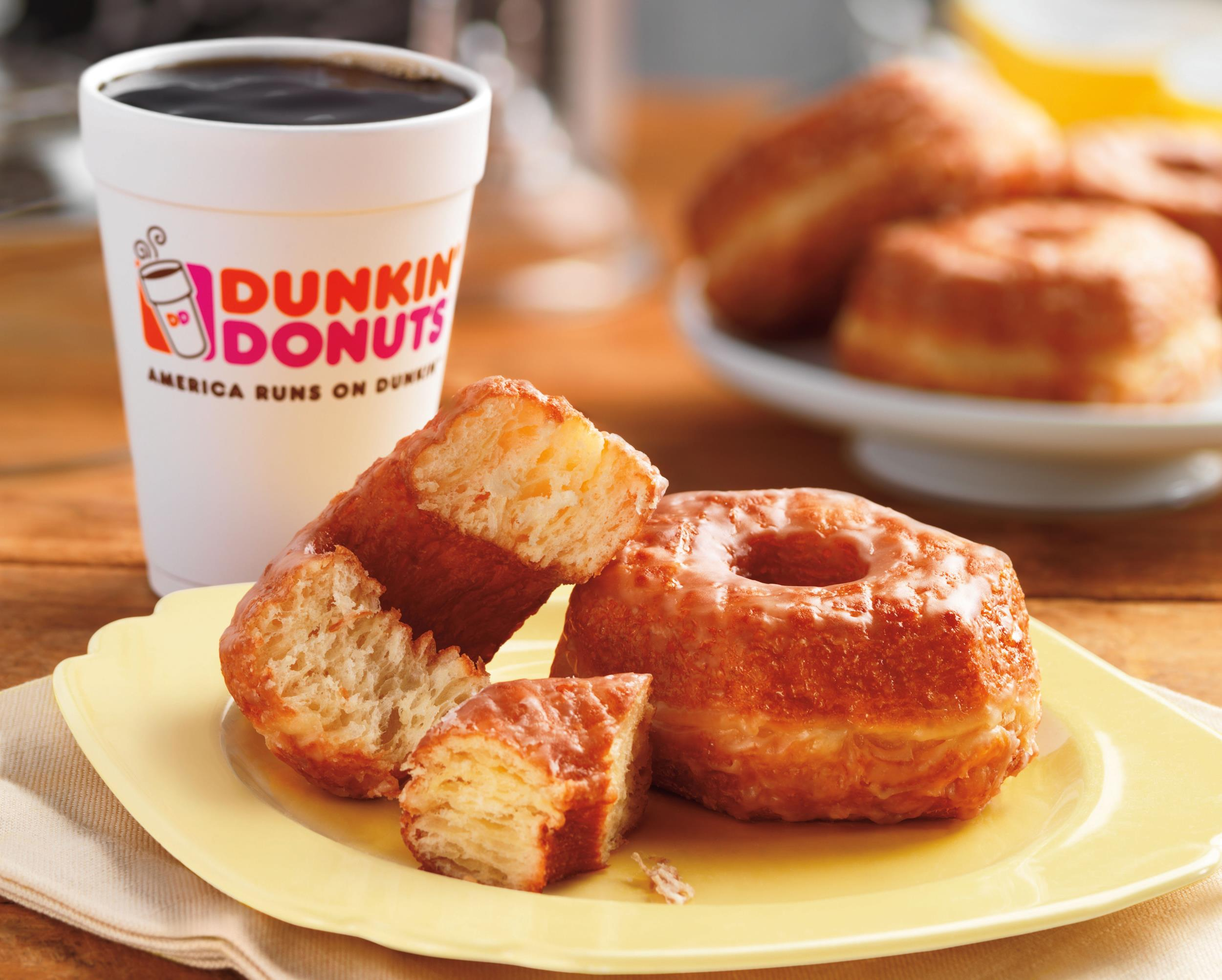 Dunkin' Donuts debuts 'donut fries'