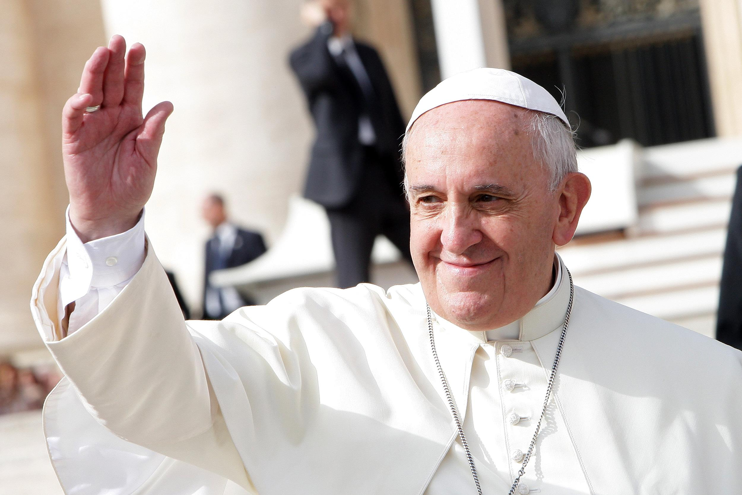 Pope Francis Evolution And Big Bang Theory Are Real