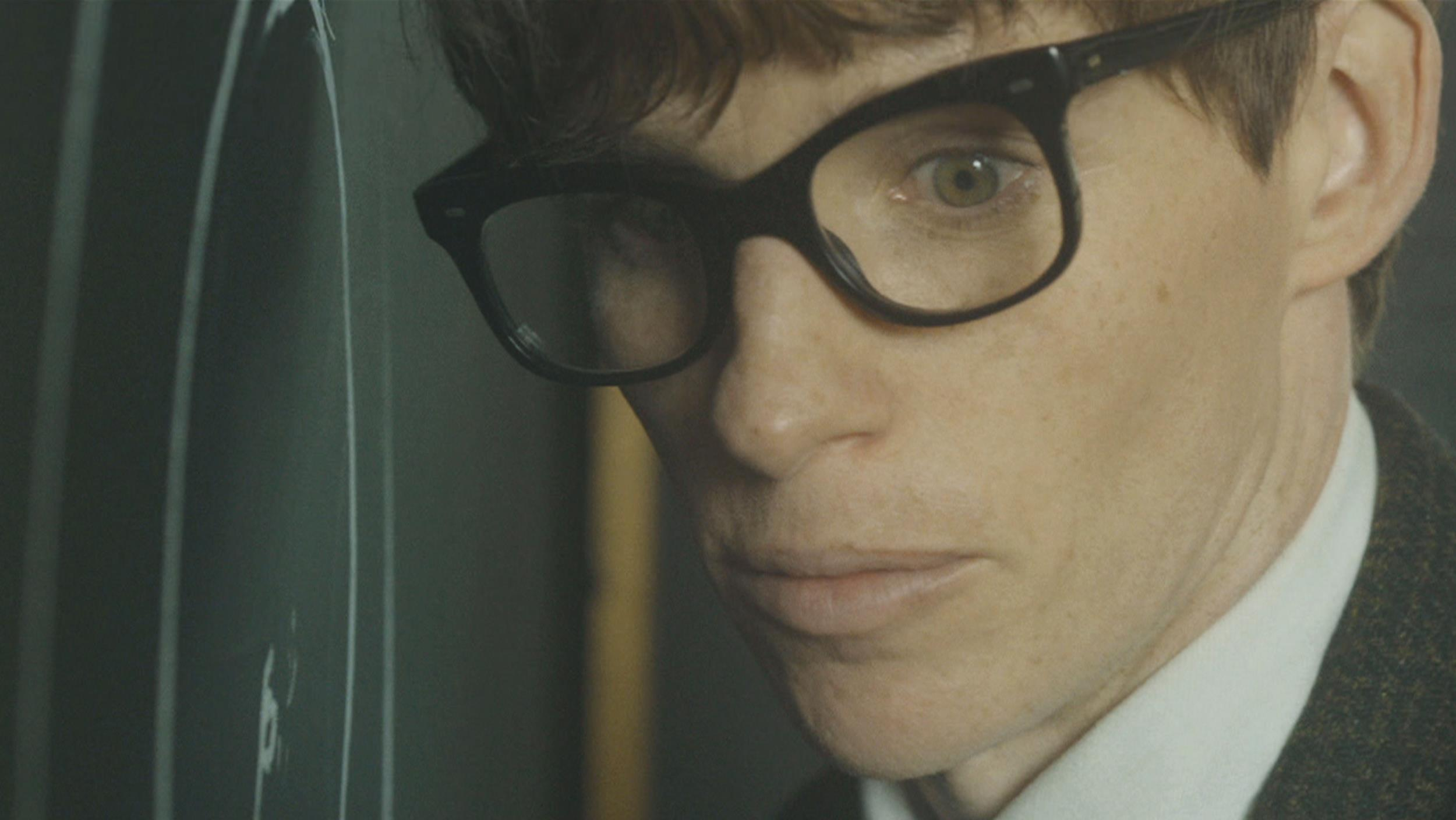 Exclusive Clip: See a Young Stephen Hawking In Love - NBC News