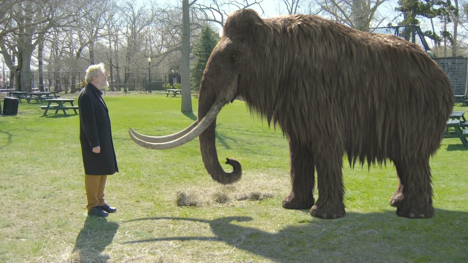 Clone a Woolly Mammoth? Scientists Are In It for the Long ...