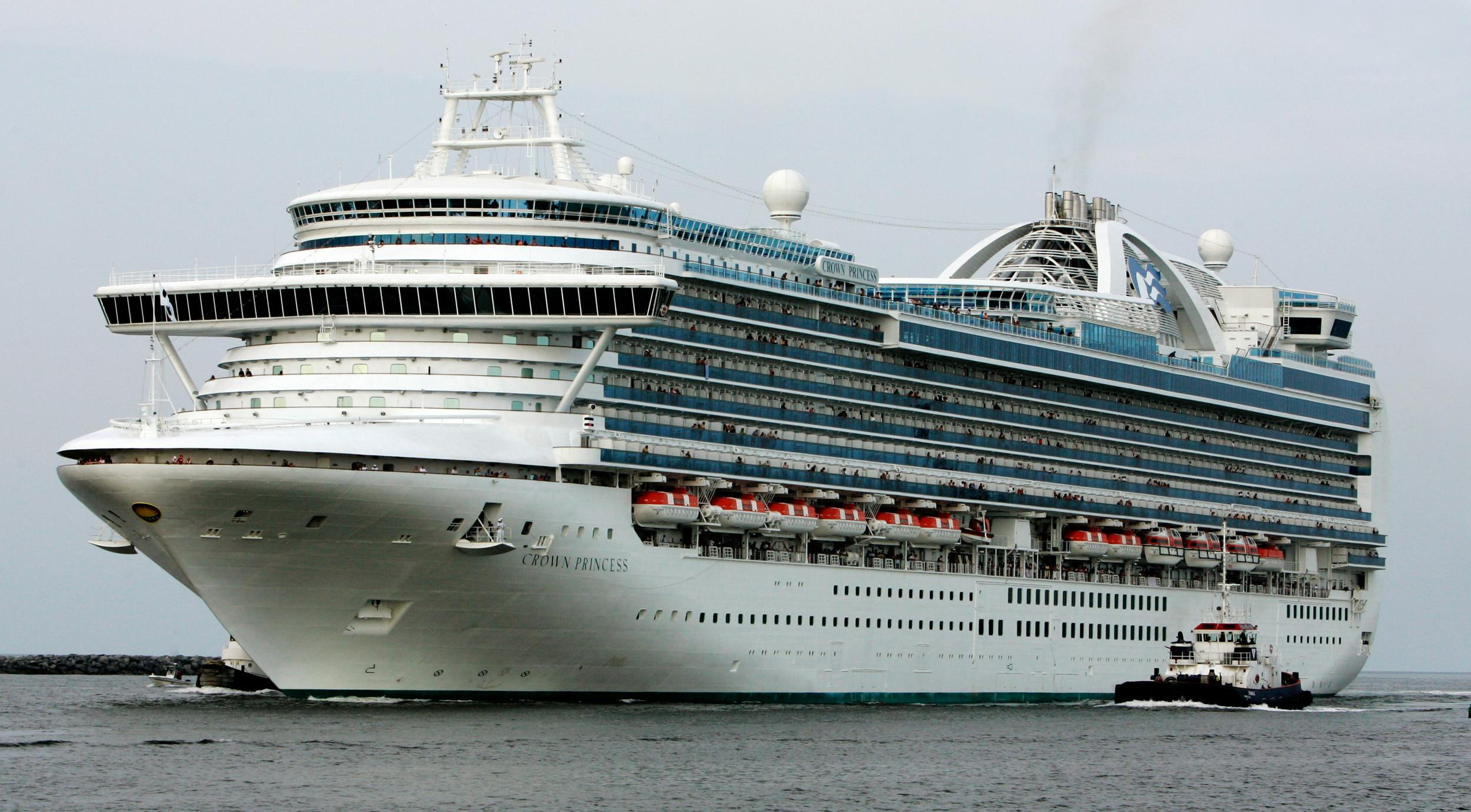 Cruise Ship Hit With Norovirus Outbreak Docks In Los Angeles - Cruise ships los angeles
