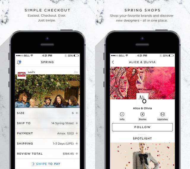 Swipe Away Holiday Stress With These 5 Free Shopping Apps