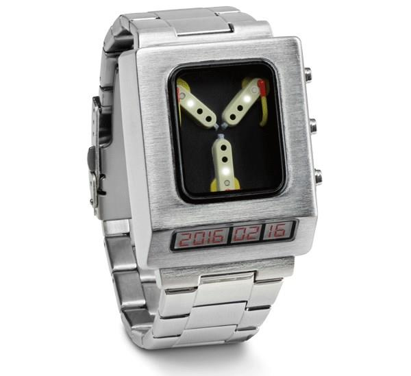 Travel in Time (or Just Check It) With This Flux Capacitor Watch