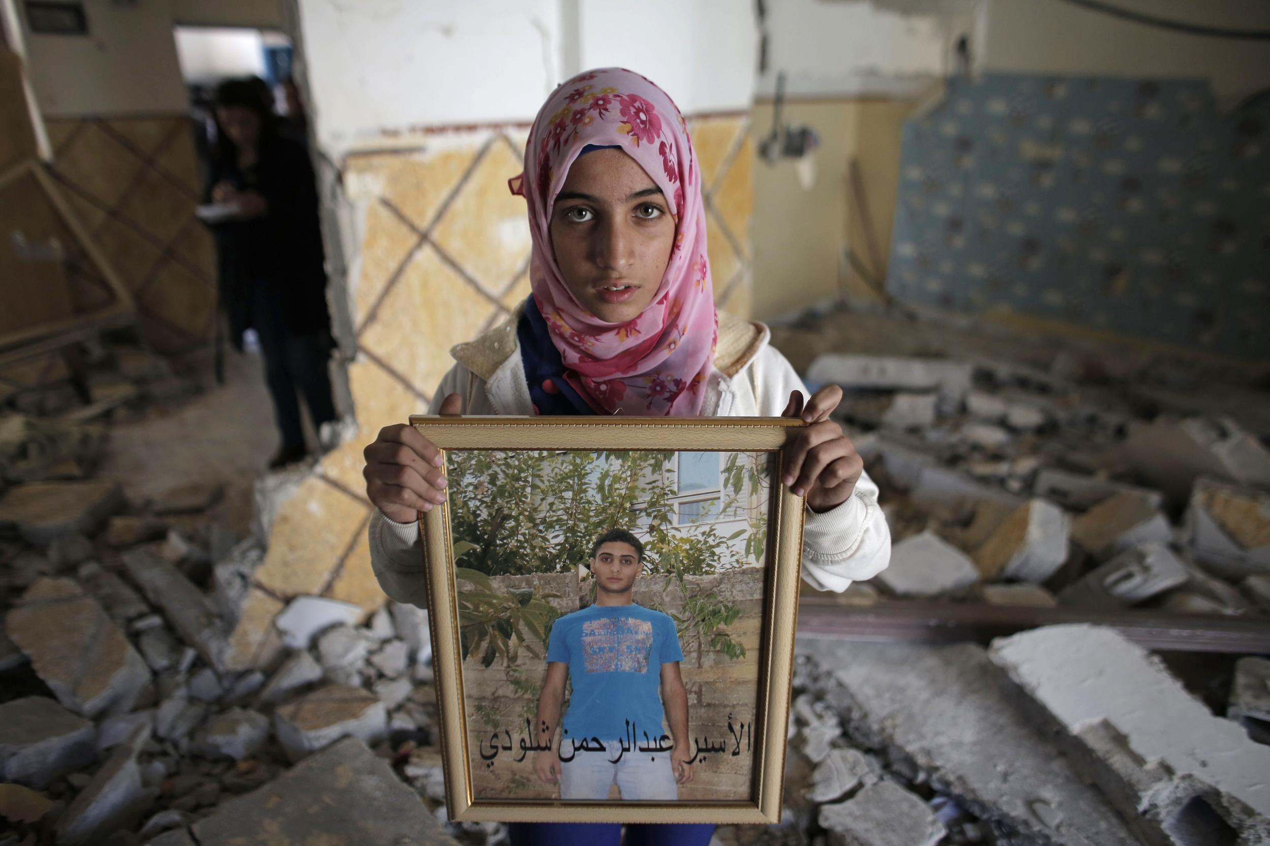 Image: ISRAEL-PALESTINIAN-CONFLICT-JERUSALEM