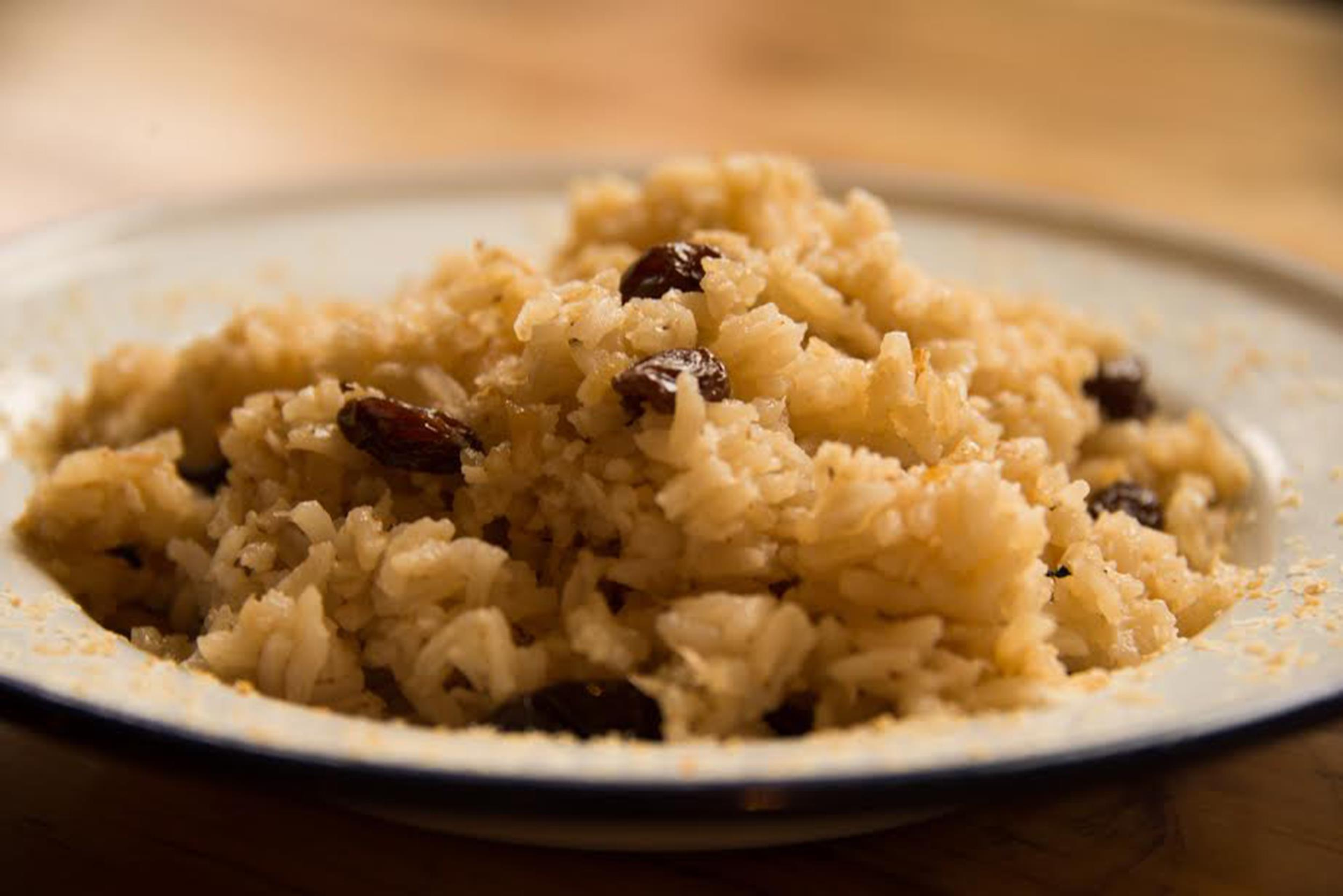 ... colombia this sweet rice dish is arroz con coco colombian coconut rice