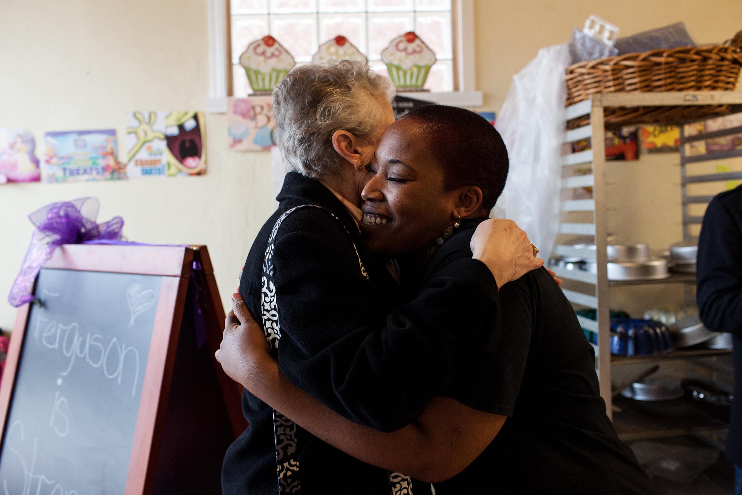 Natalie DuBose:Cakes & More [A Story of Ferguson]