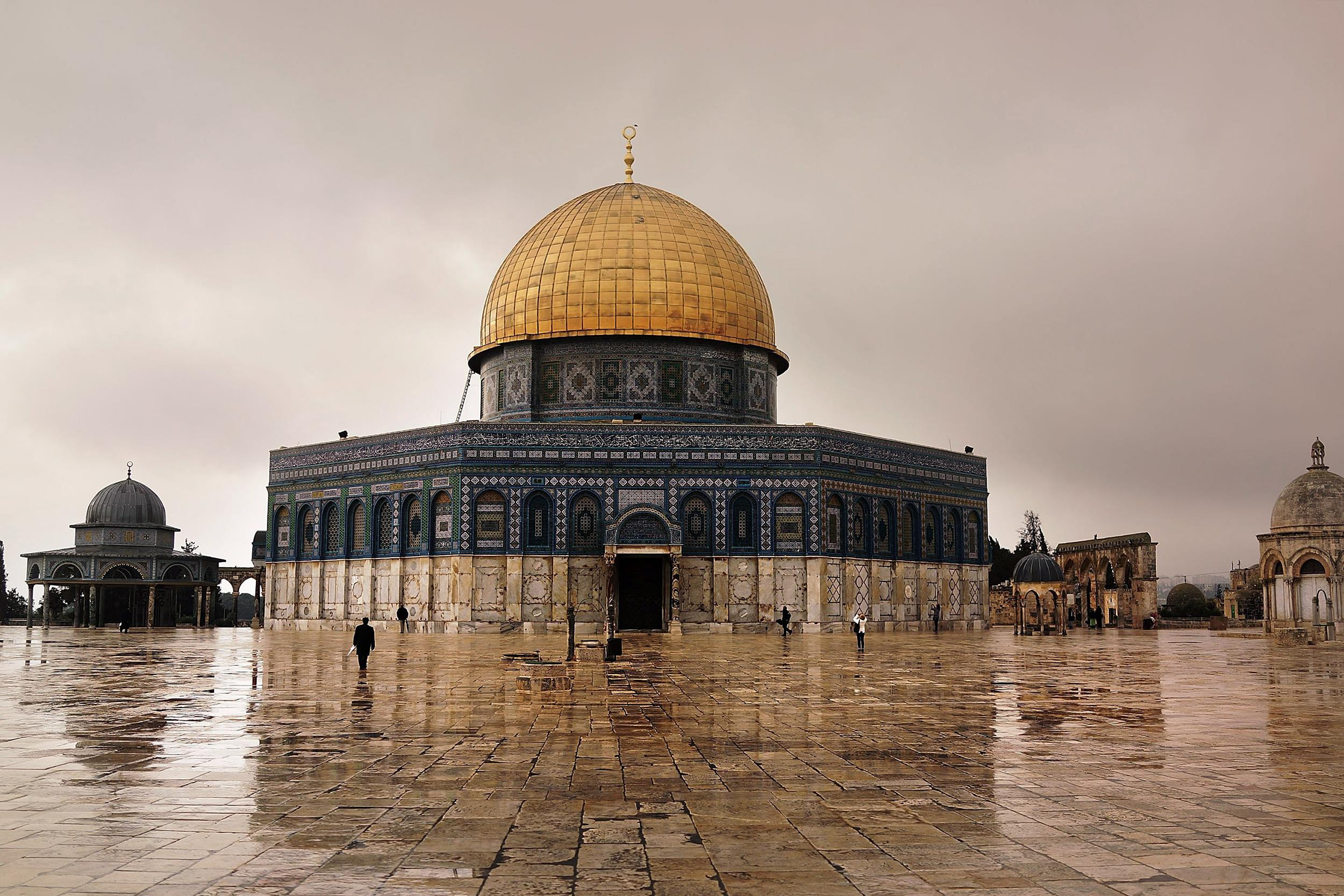 what is sacred in islam The importance of the city of jerusalem in islam in arabic, jerusalum is called al-quds—the noble, sacred place.