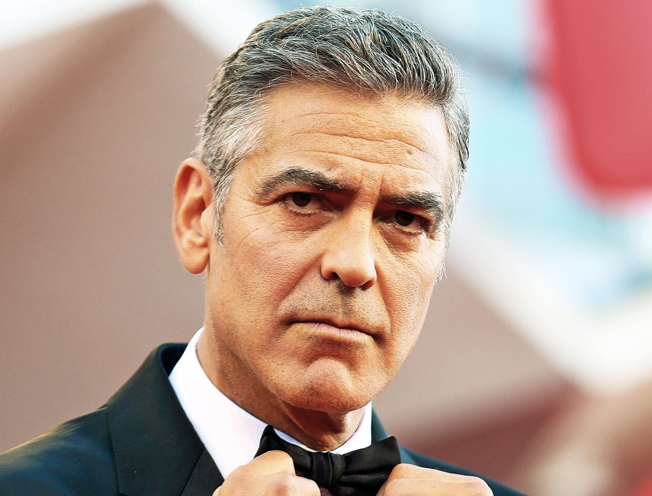 George Clooney Calls for Online Release of 'The Interview' - NBC News