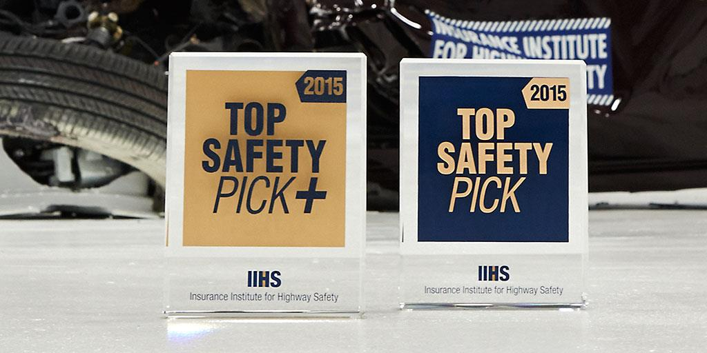 39 safest 39 cars list almost doubles for 2015 insurance industry nbc news. Black Bedroom Furniture Sets. Home Design Ideas