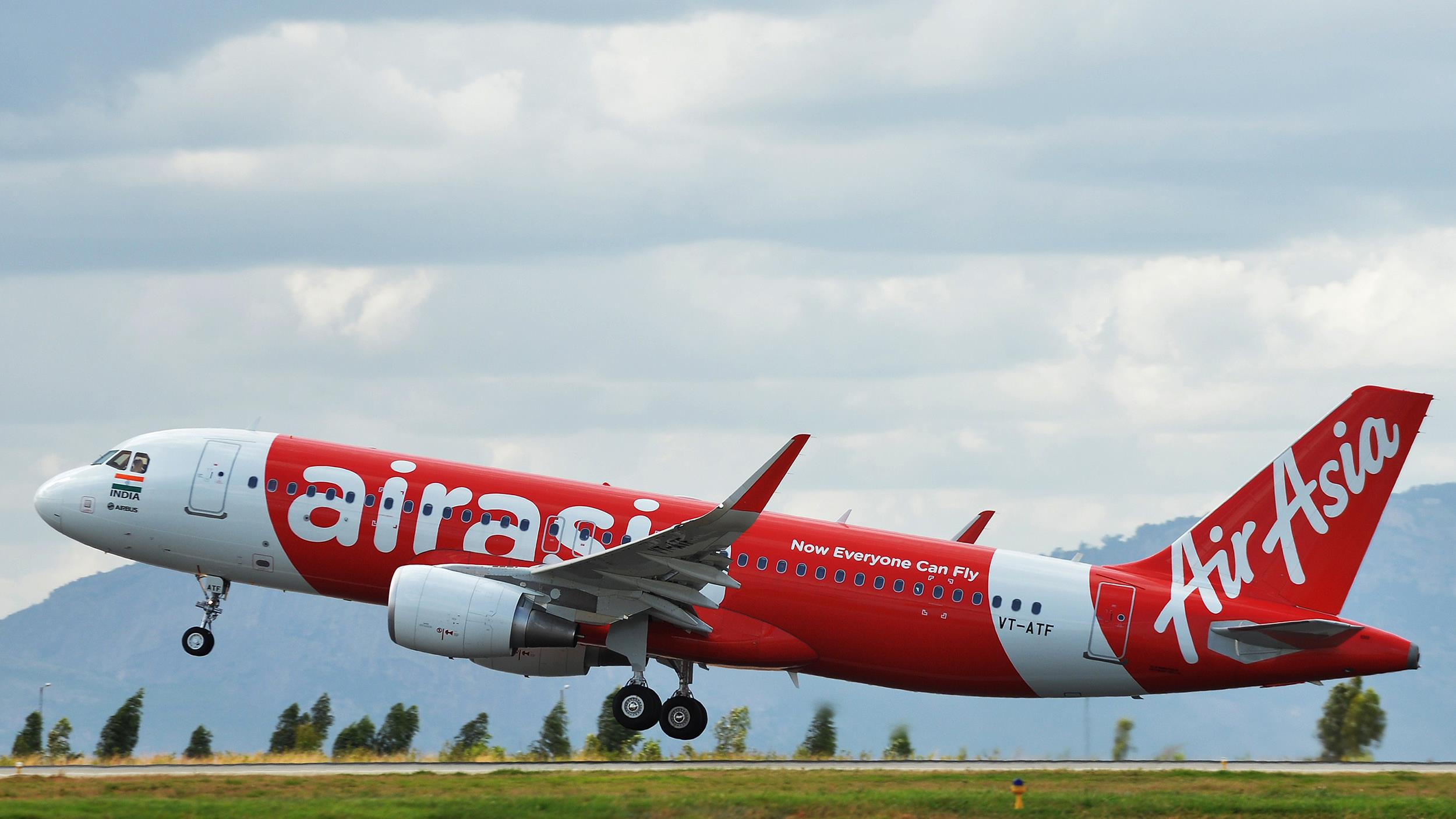 AirAsia Flight QZ8501 Goes Missing After Call for Course ...