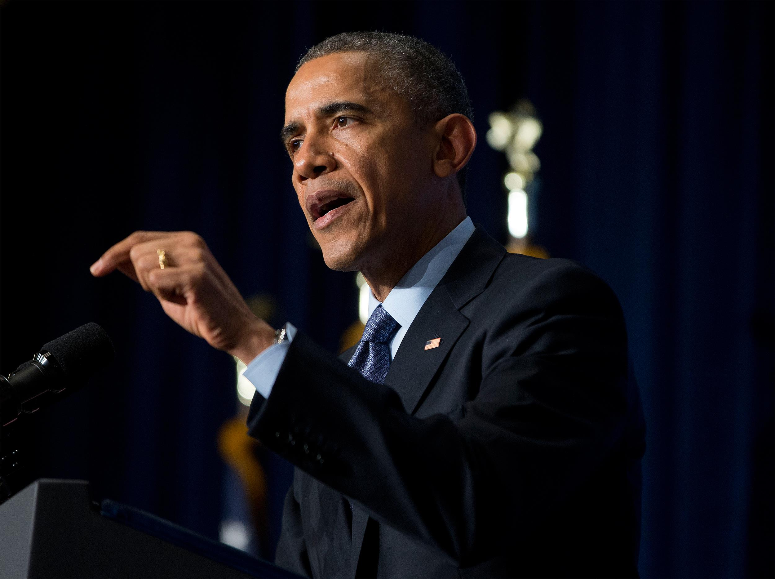 Obama Task Force Urges Improved Police >> In Wake Of Police Shootings Obama Speaks More Bluntly About Race