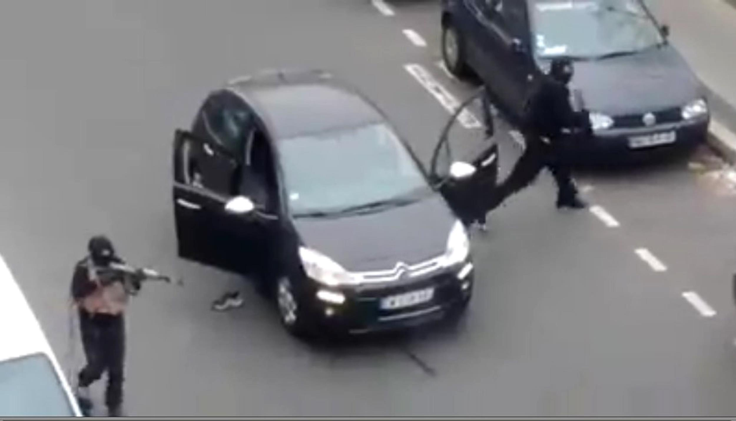 Charlie Hebdo Shooting 12 Killed At Muhammad Cartoons Magazine In Paris