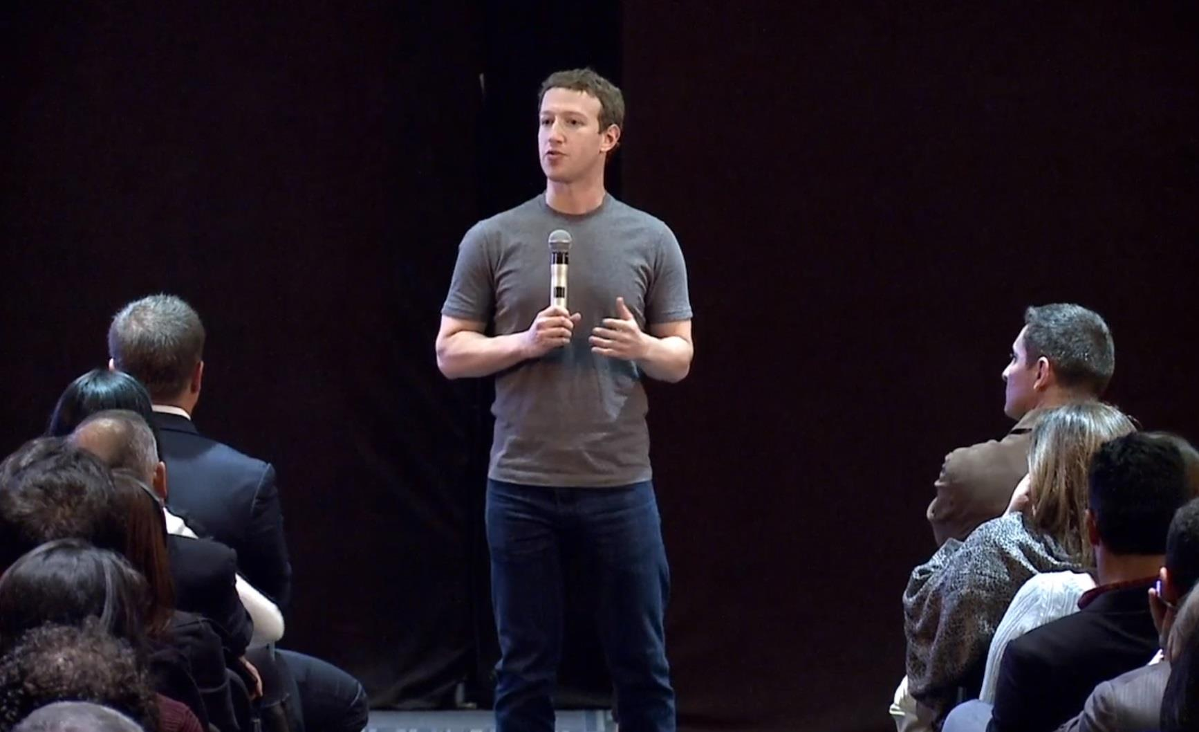 Zuckerberg Takes Internet.org and Town Hall Q&A to Colombia